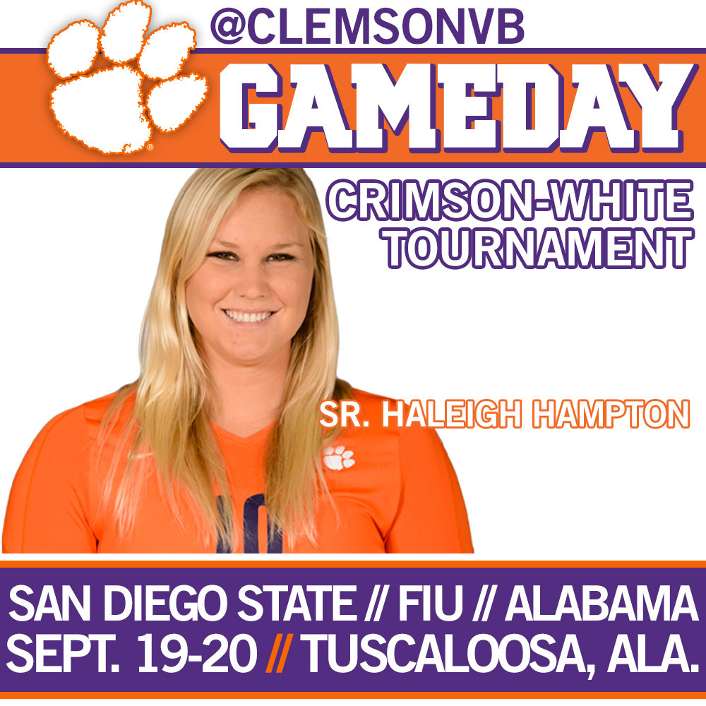 Tigers Travel to Tuscaloosa for Crimson-White Tournament Friday & Saturday