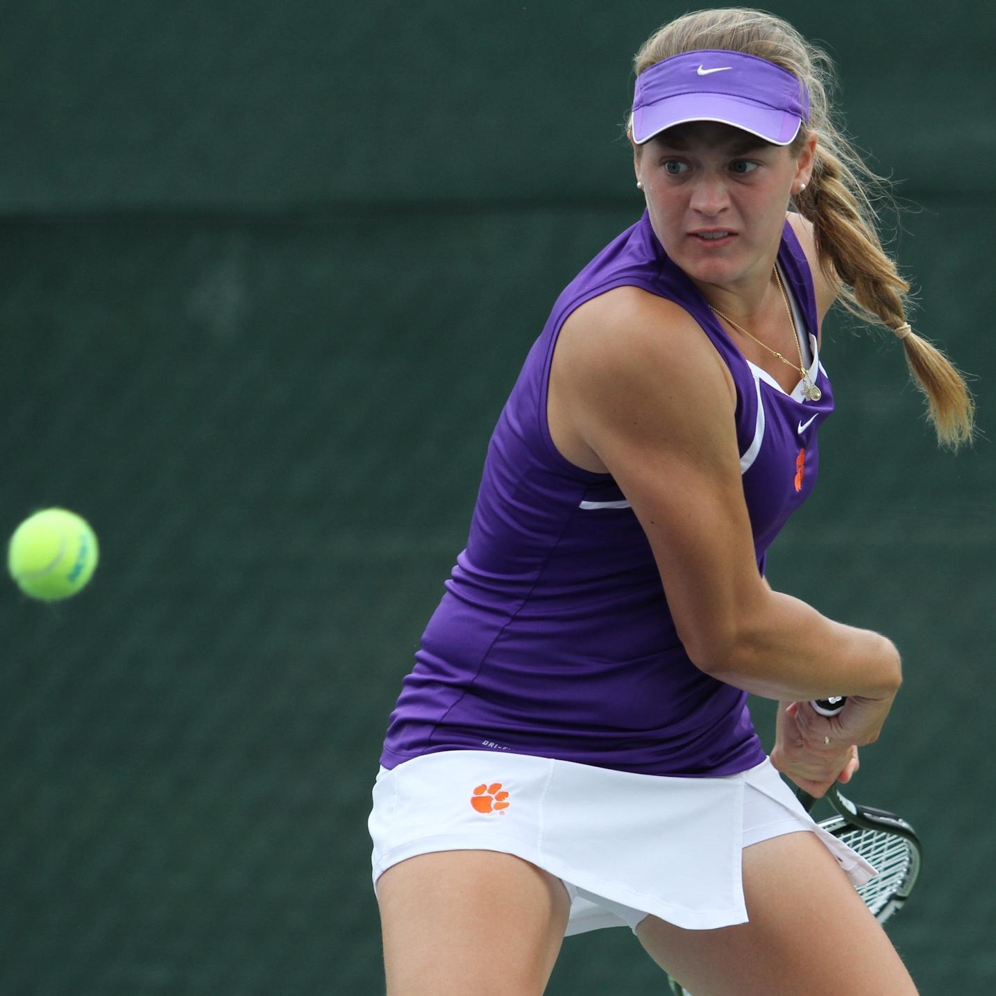 Women?s Tennis Opens Fall Season