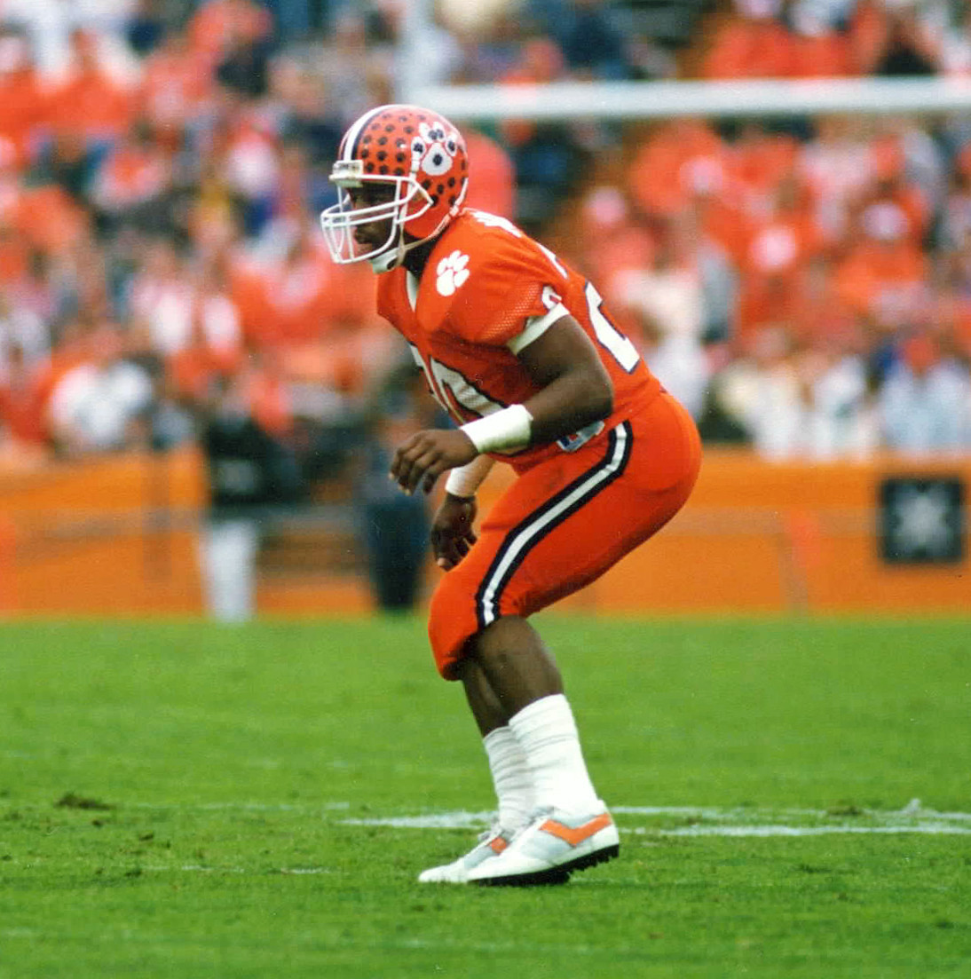 Woolford Named Clemson Legend at ACC Title Game