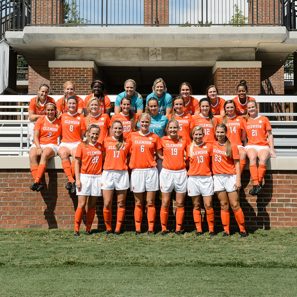Clemson Women?s Soccer Team Earns NSCAA Team Academic Award