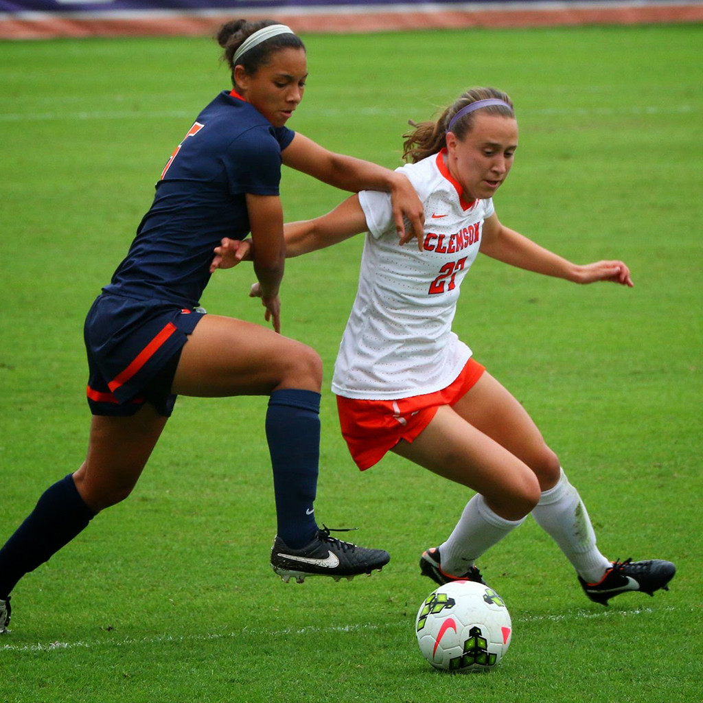 #17 Clemson Falls on the Road to #9 Notre Dame 1-0 on Thursday