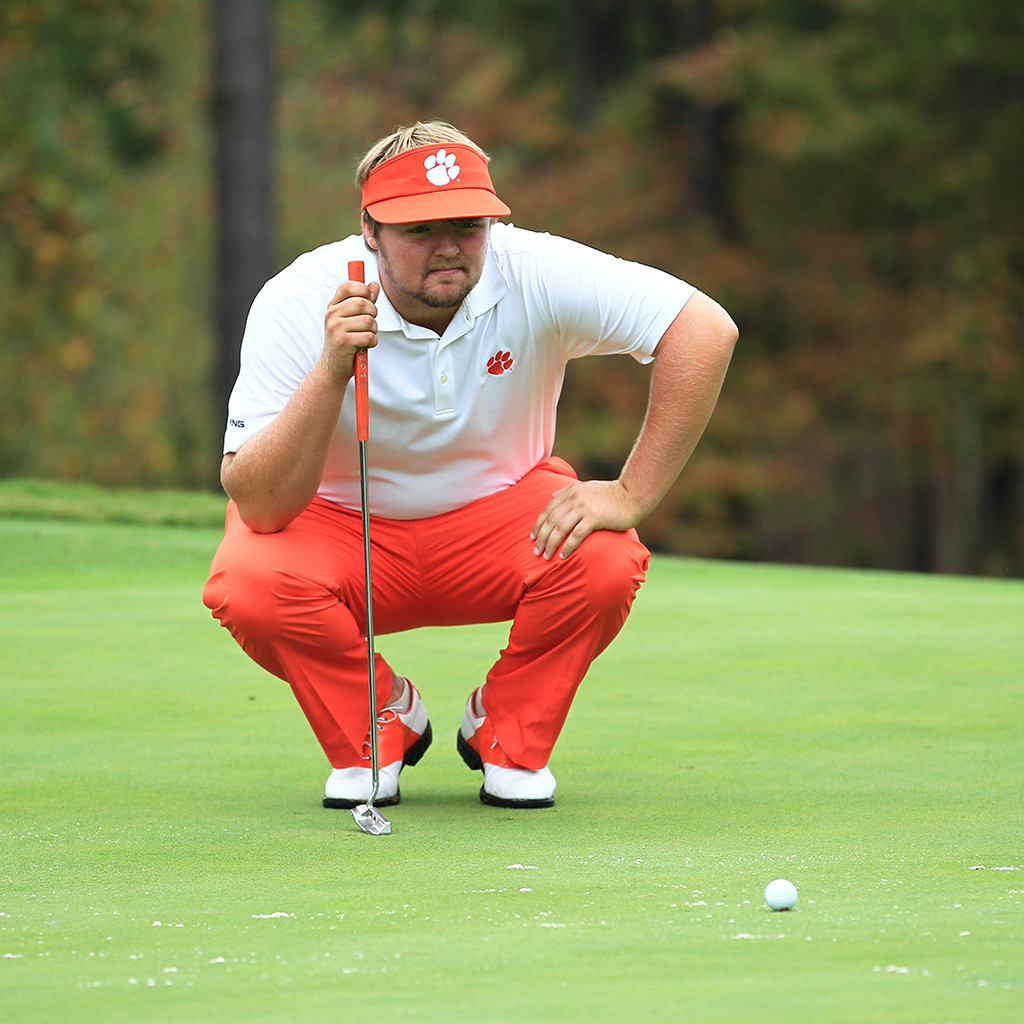 Proveaux Leads Clemson to Second Place at Palmetto