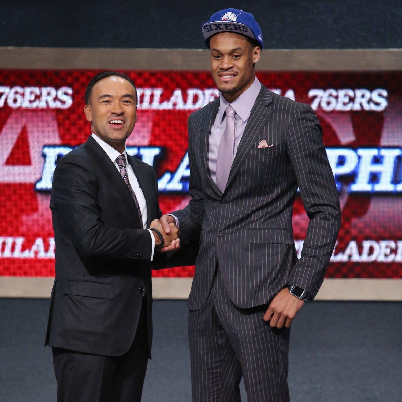 Booker, McDaniels in NBA Training Camps