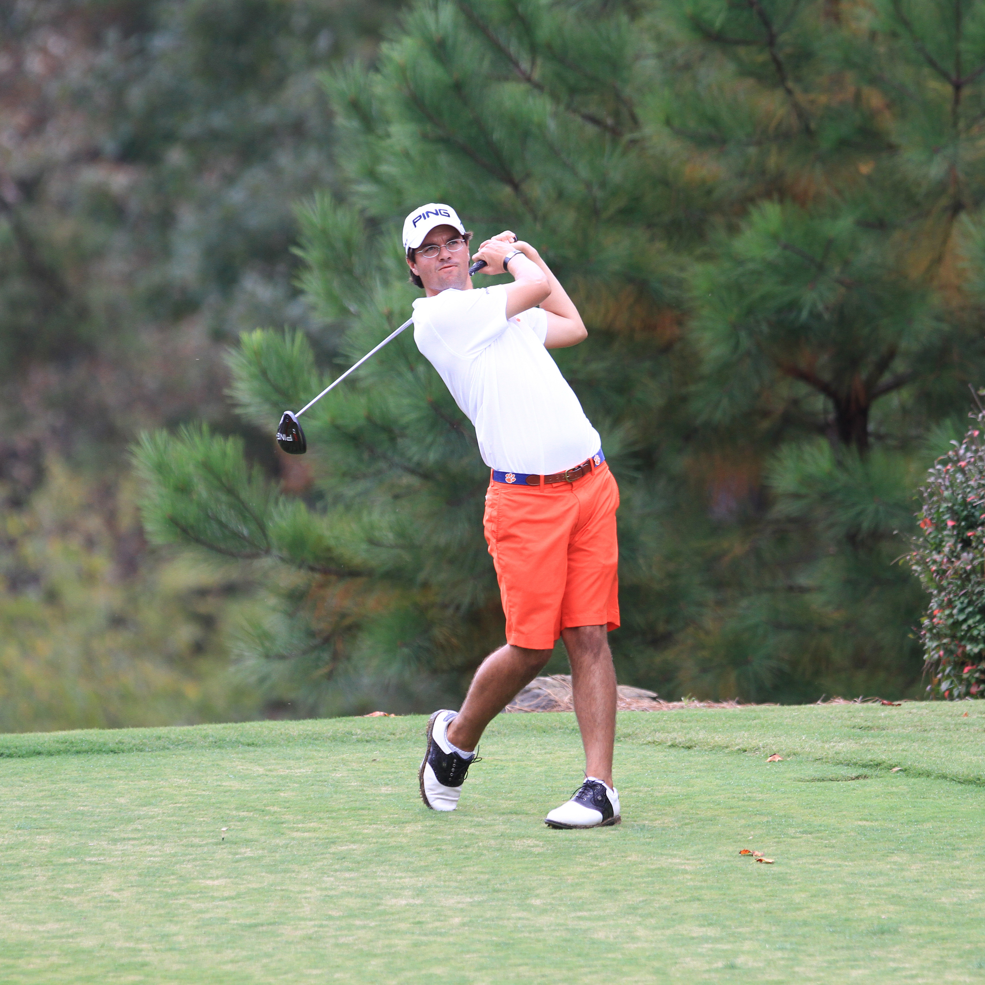 Clemson in Second Place at Yale Intercollegiate