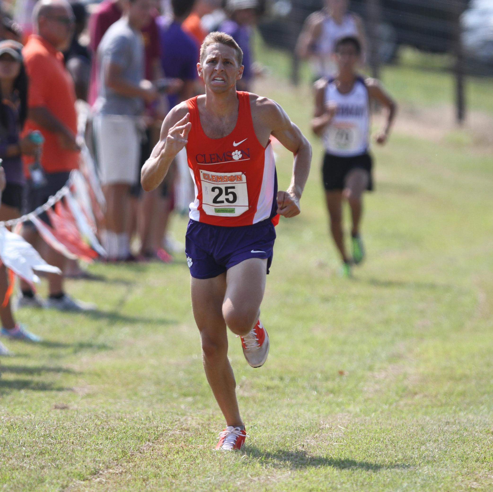 Five Tigers Named to All-ACC Academic Cross Country Team