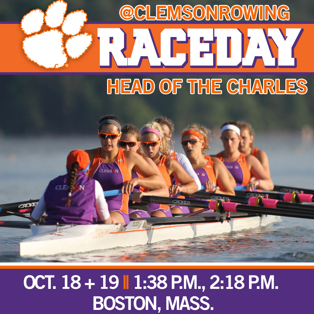 Tigers Travel to Boston for Head of the Charles