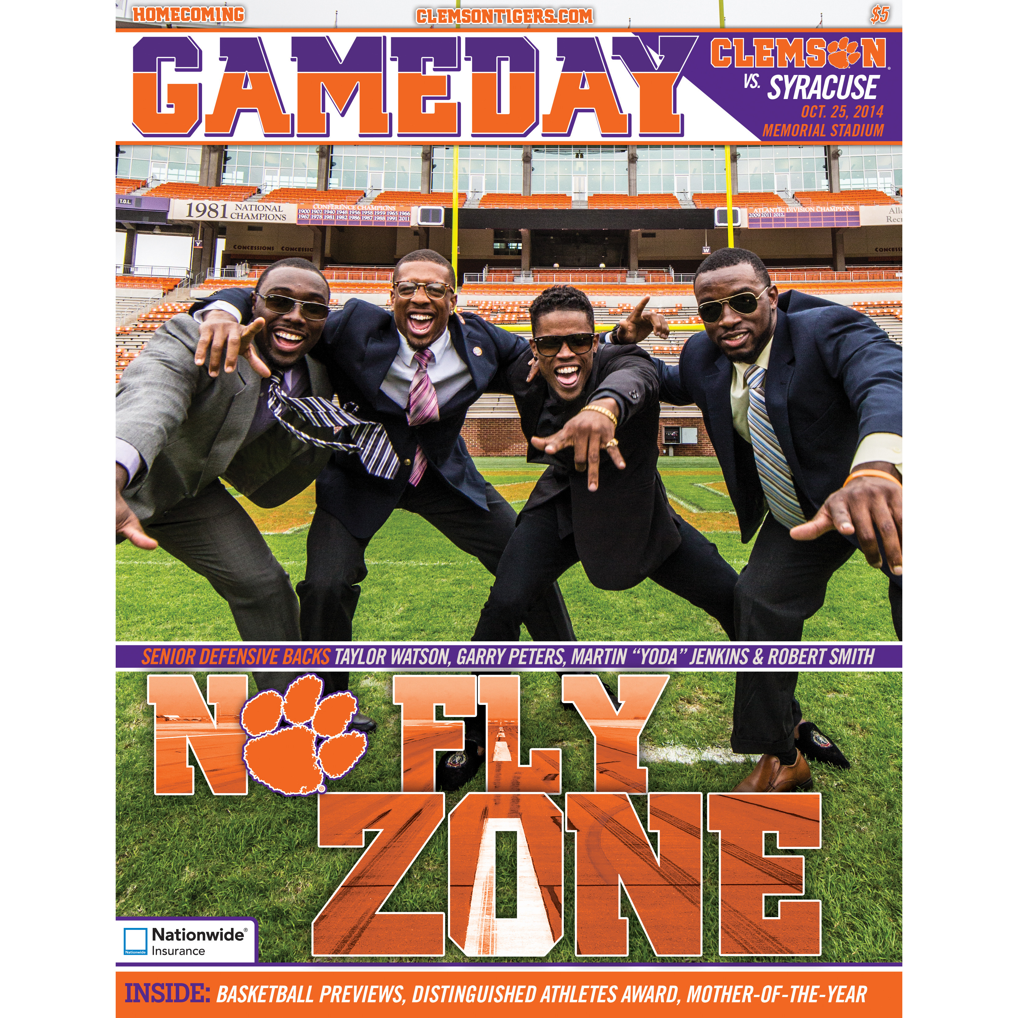 Syracuse Game Program Available to Purchase & View Online