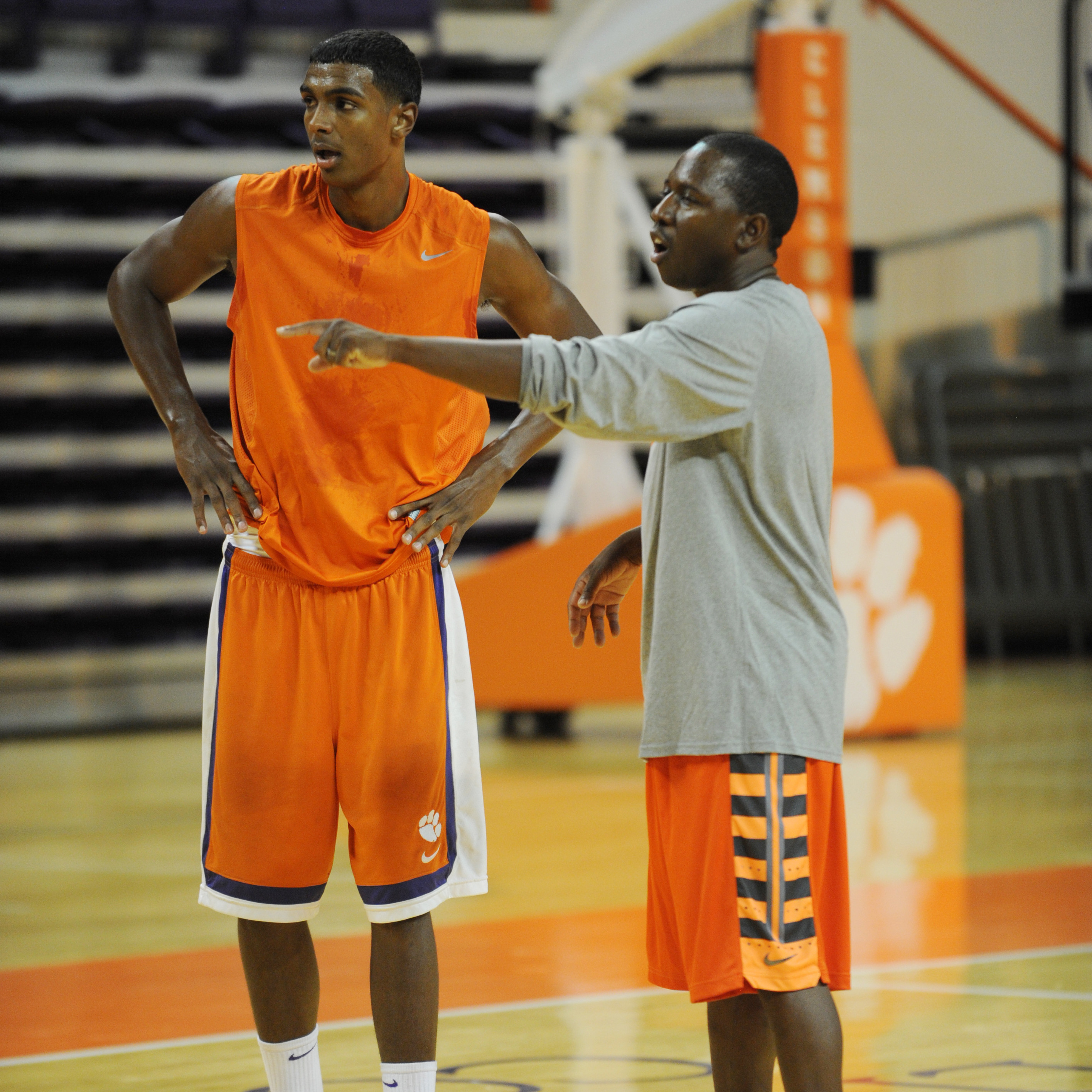 New Faces of Clemson Basketball