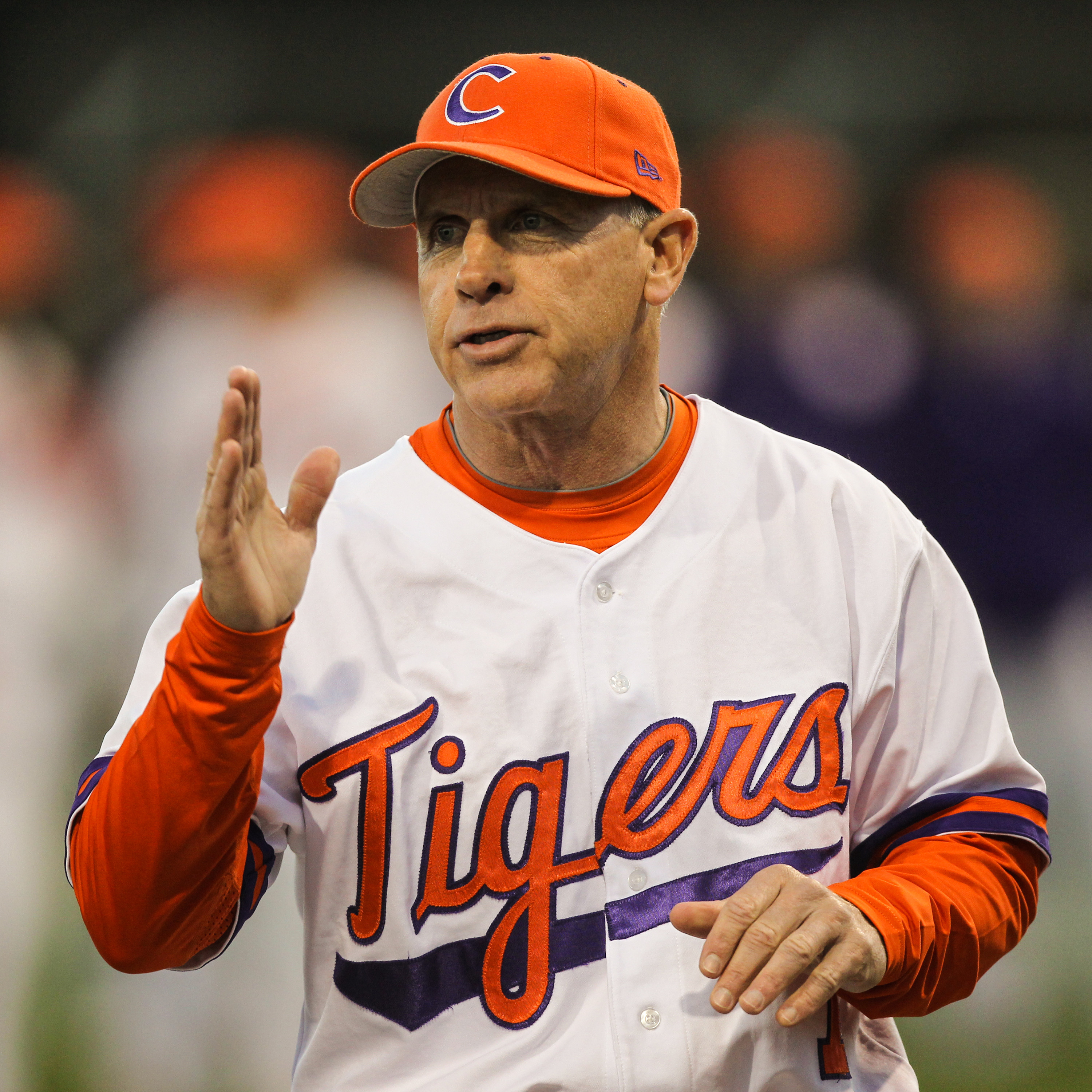Clemson Parts Ways with Leggett