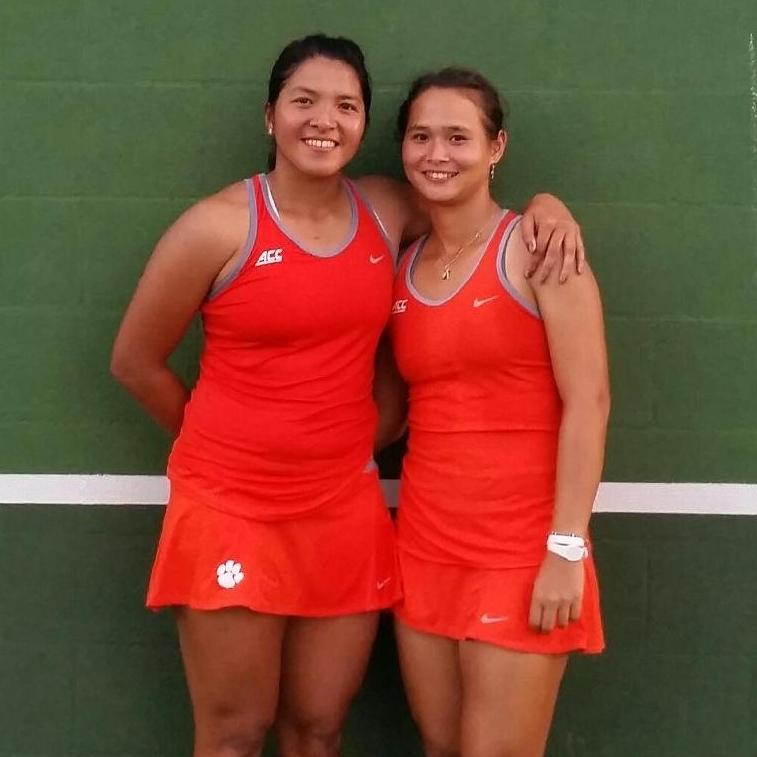 Gumulya & Rompies Defeat Nation?s Top-Ranked Doubles Team in ITA All-American Quarterfinals