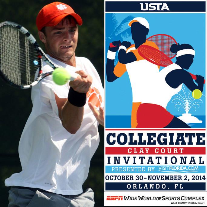 Clemson Travels to USTA Collegiate Court Invitational