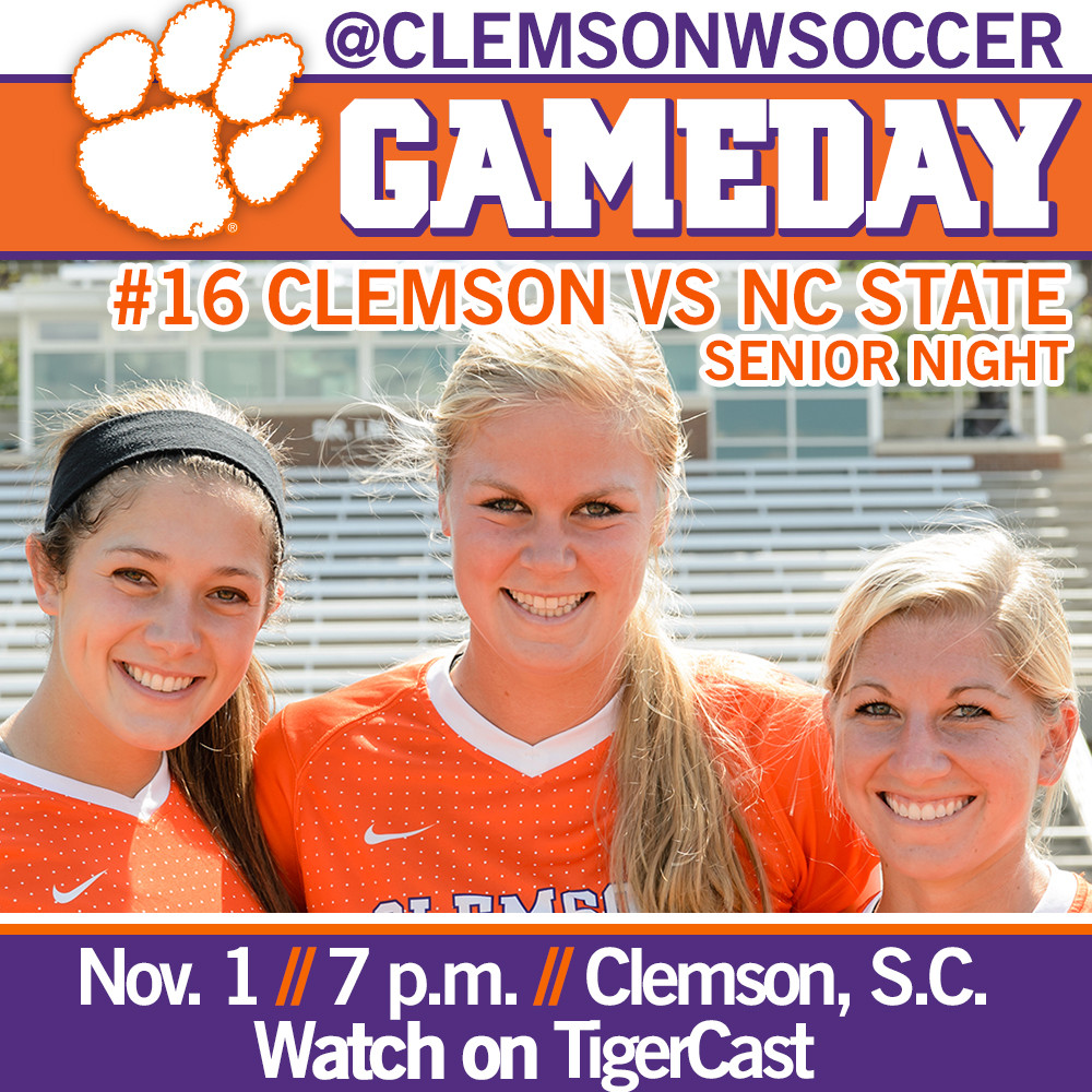 Tigers Host Wolfpack for Senior Night Saturday