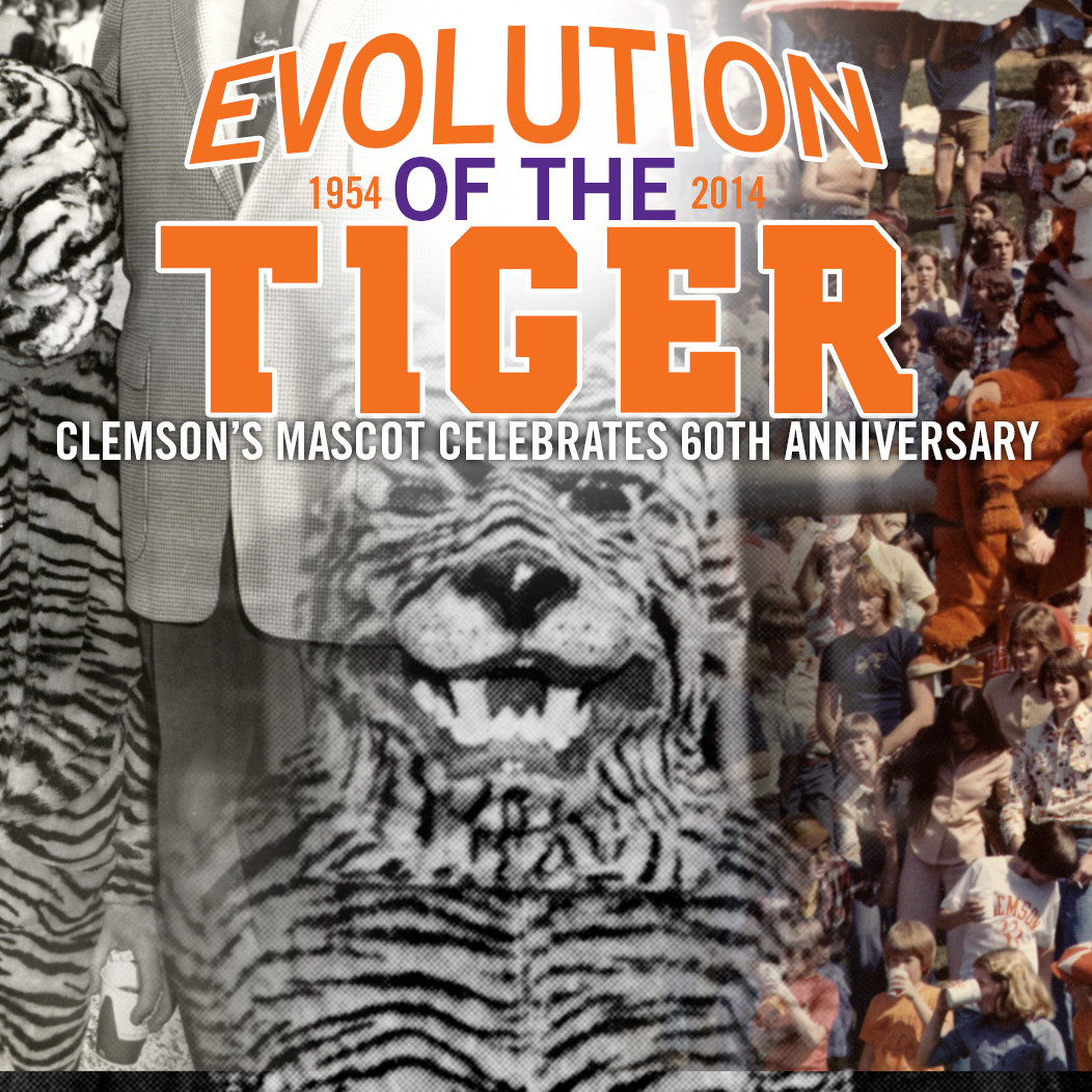 The Tiger Mascot Turns 60