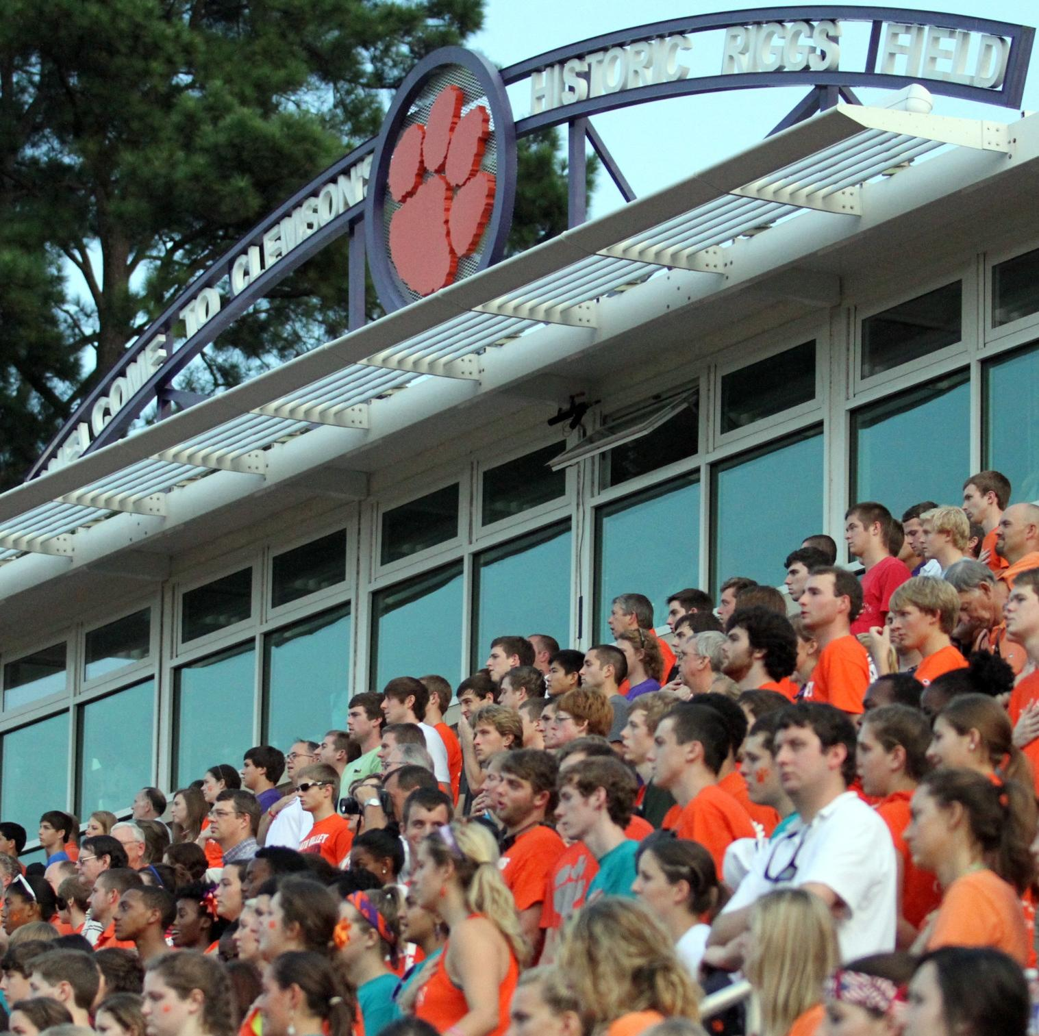 Clemson Hosts Atlanta Silverbacks on Alumni Weekend