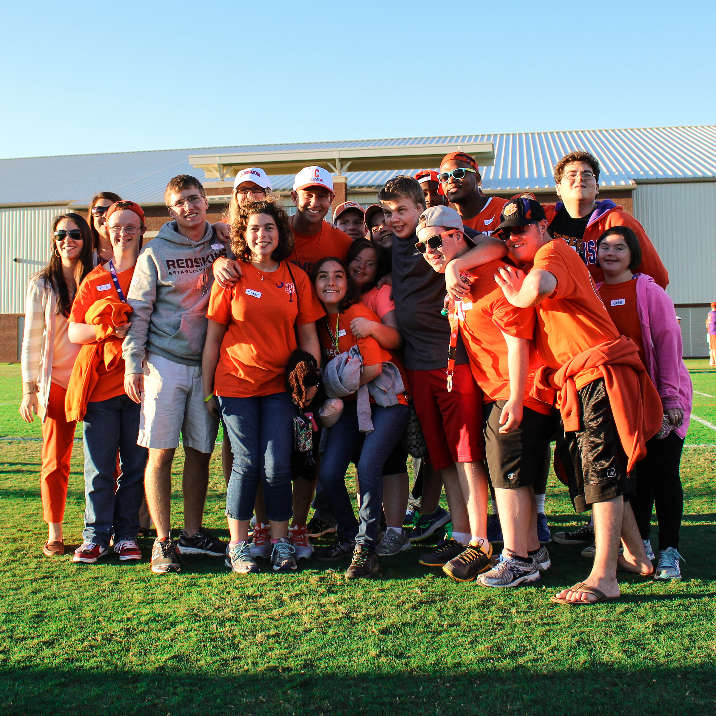 """ClemsonLIFE """"All In"""" with Tigers"""