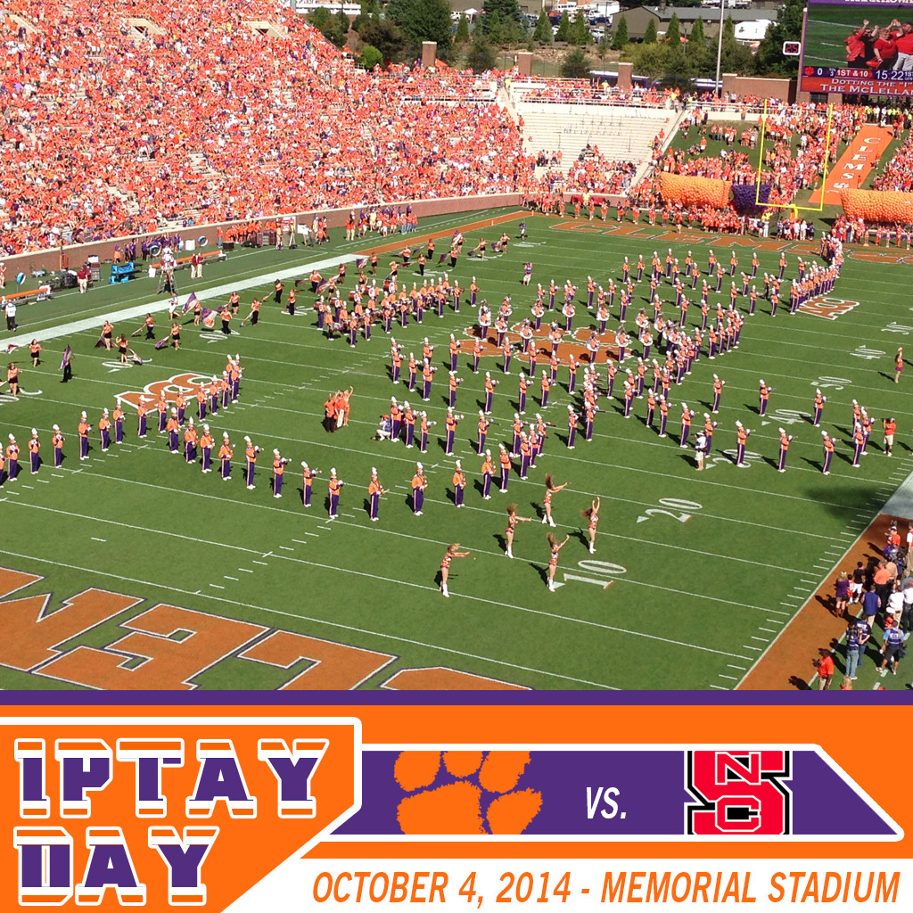 IPTAY Donor Of 54 Years To Dot The ?I? For Tomorrow?s IPTAY Day Game vs. NC State