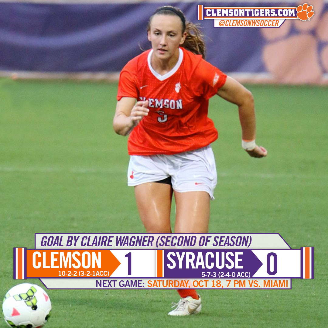 Tigers Defeat Orange 1-0 Sunday at Riggs Field