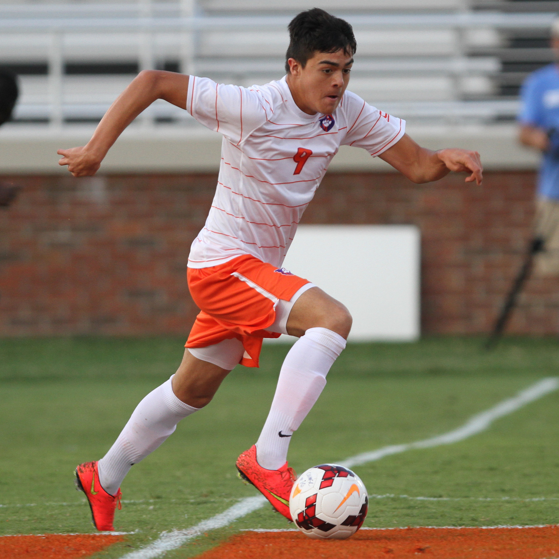 Clemson Falls to No. 9 North Carolina 3-2 in Double Overtime Friday Night in Chapel Hill