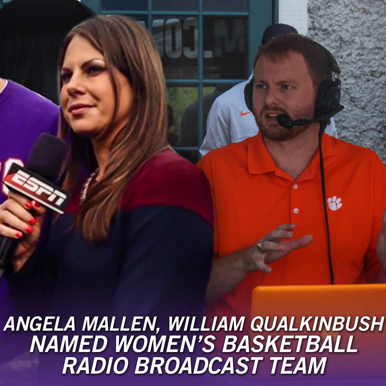 Mallen, Qualkinbush Join Women?s Basketball Broadcast