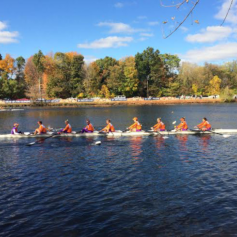 Tigers Complete Head of the Charles