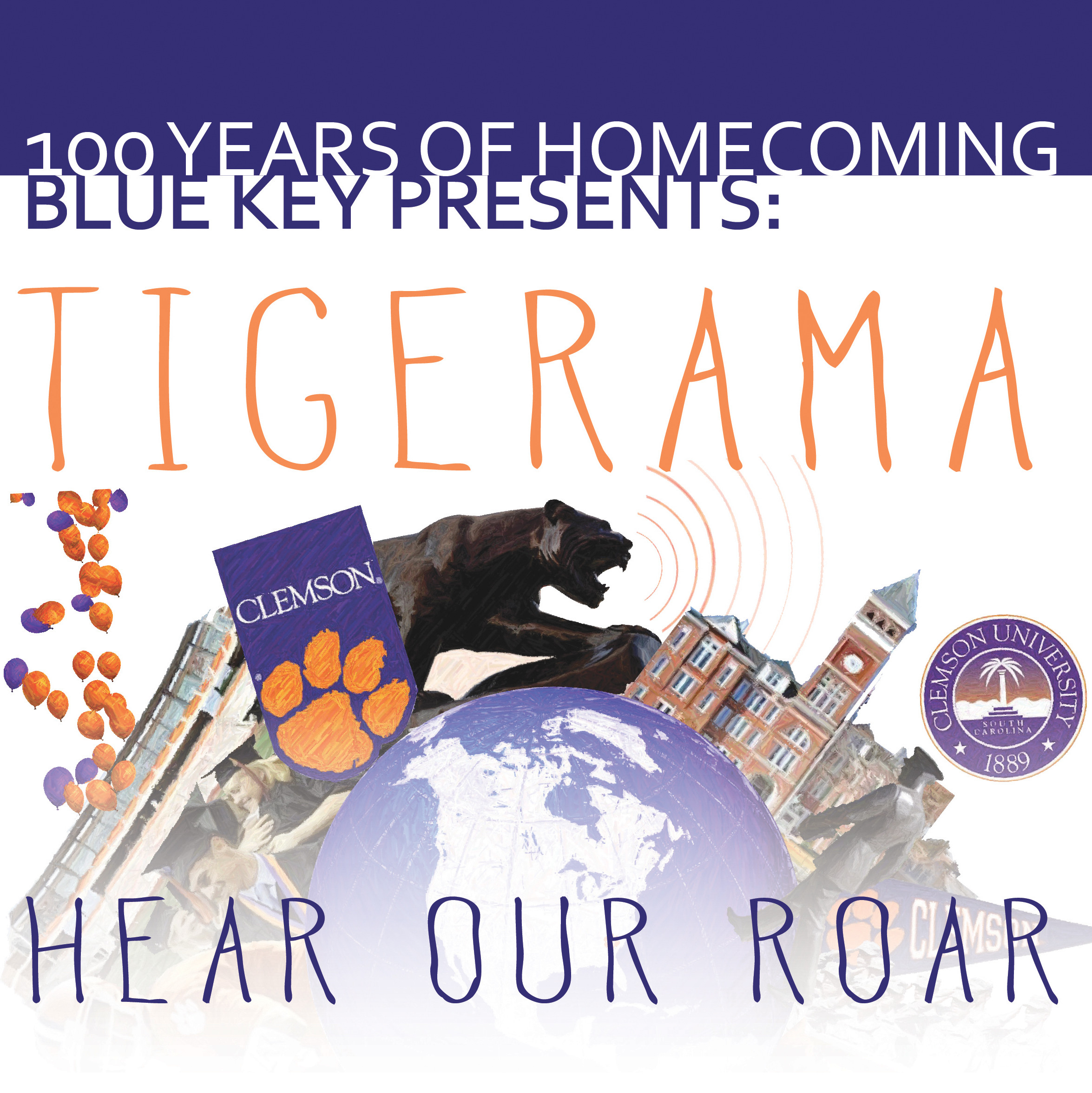 """Tigerama 2014 – """"Hear Our Roar"""""""