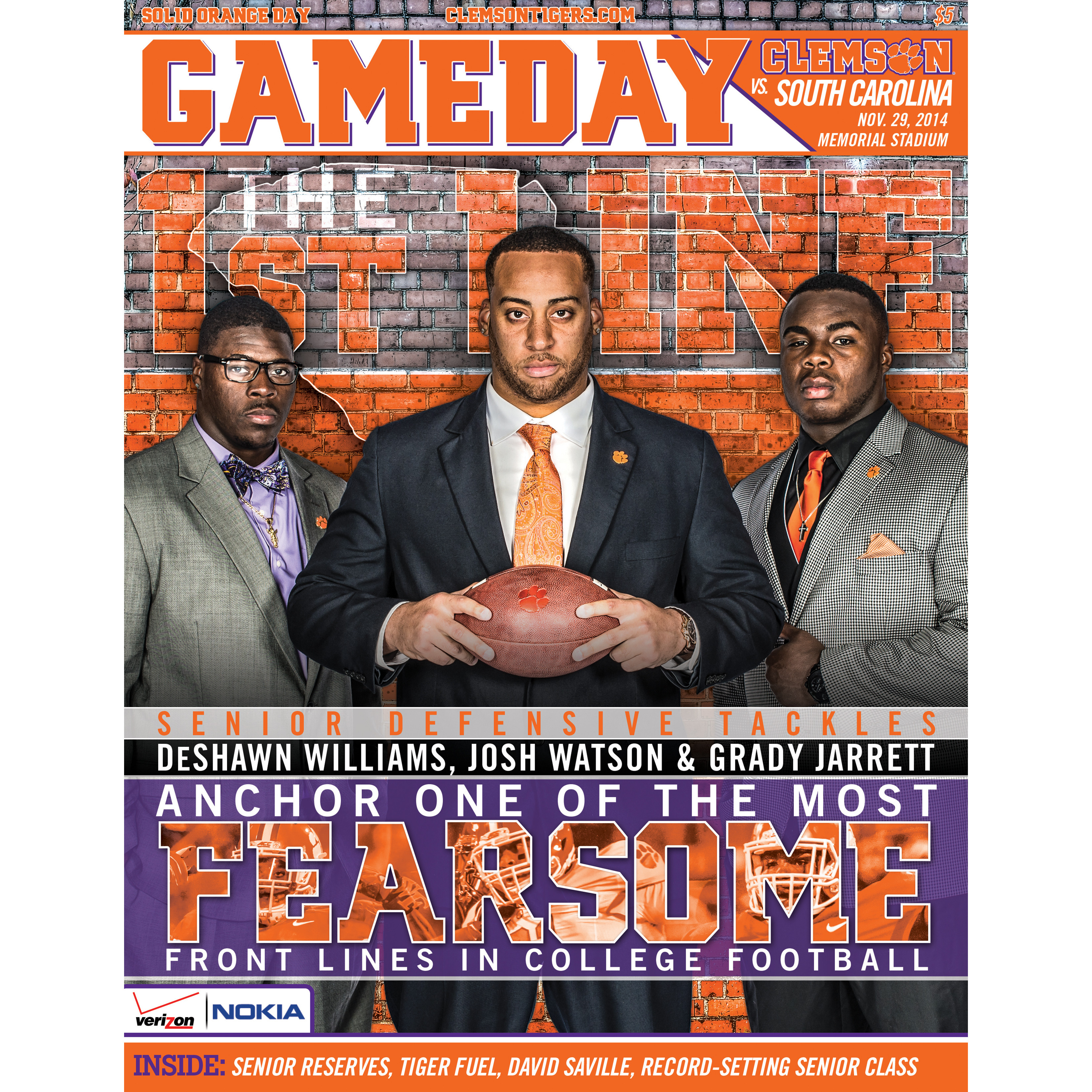 South Carolina Game Program Available to Purchase & View Online