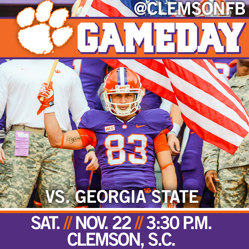 Must Sees On Gameday Clemson Tigers Official Athletics Site