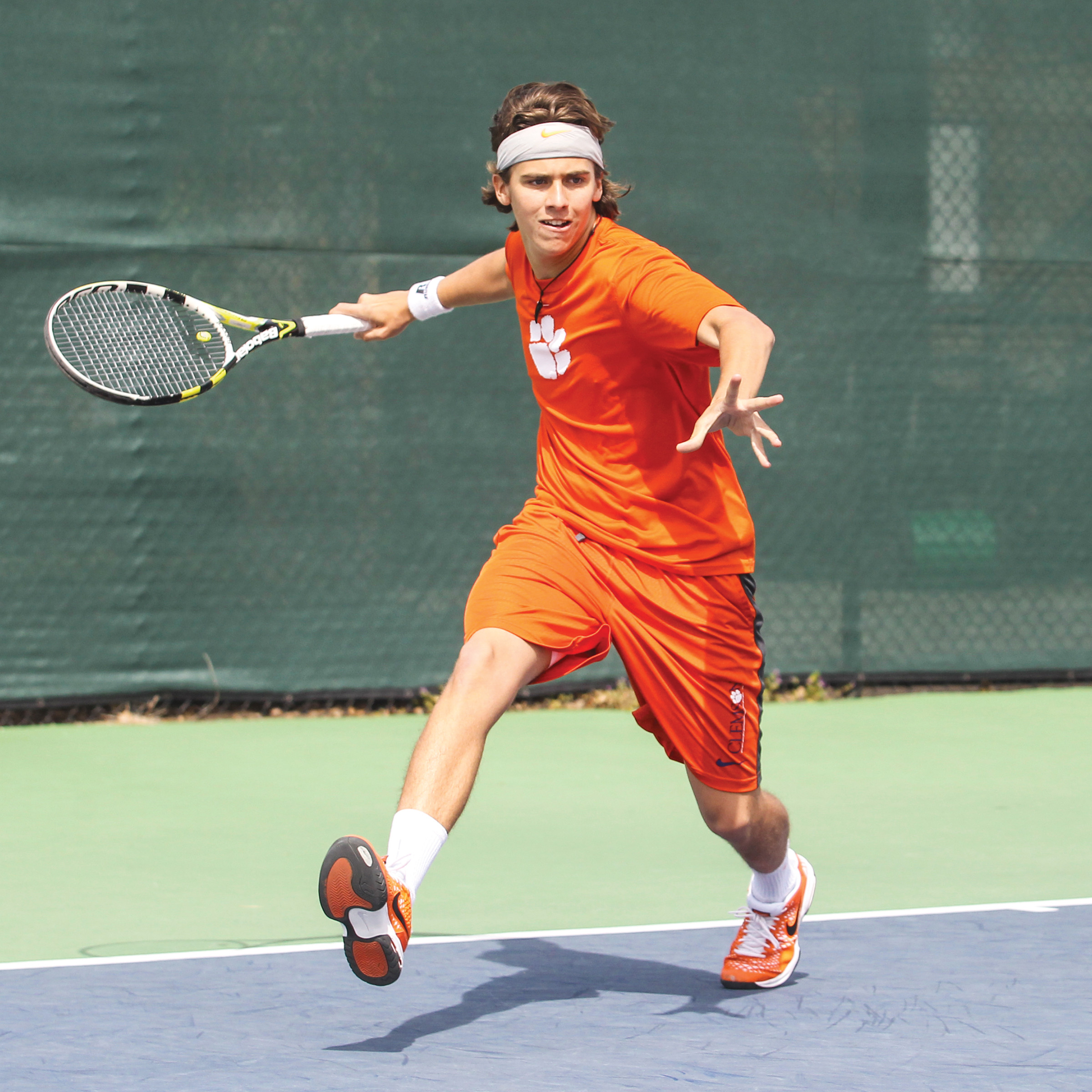 Clemson Moves Up to 22nd in Latest ITA Rankings