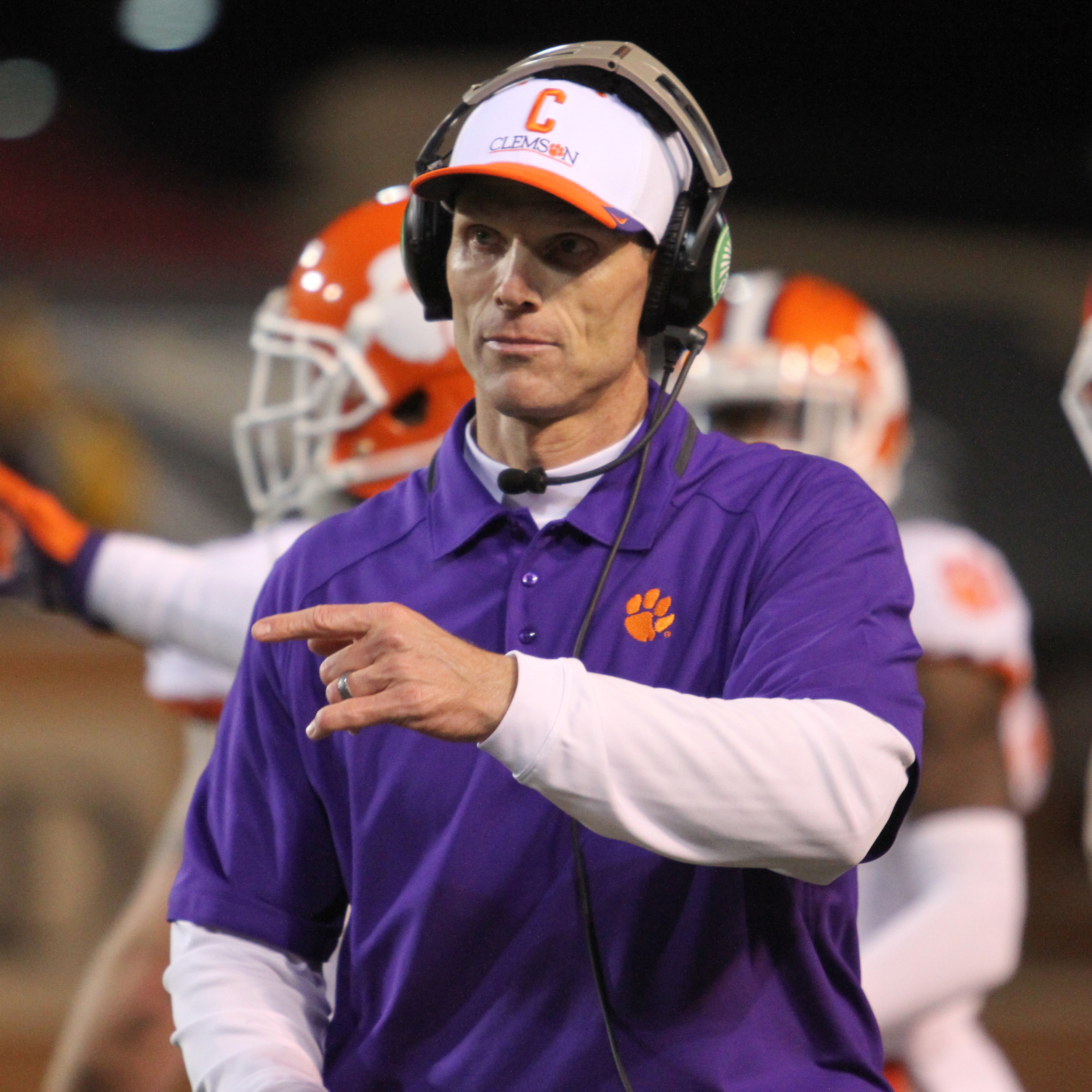 Venables Named Defensive Coordinator-of-the-Year