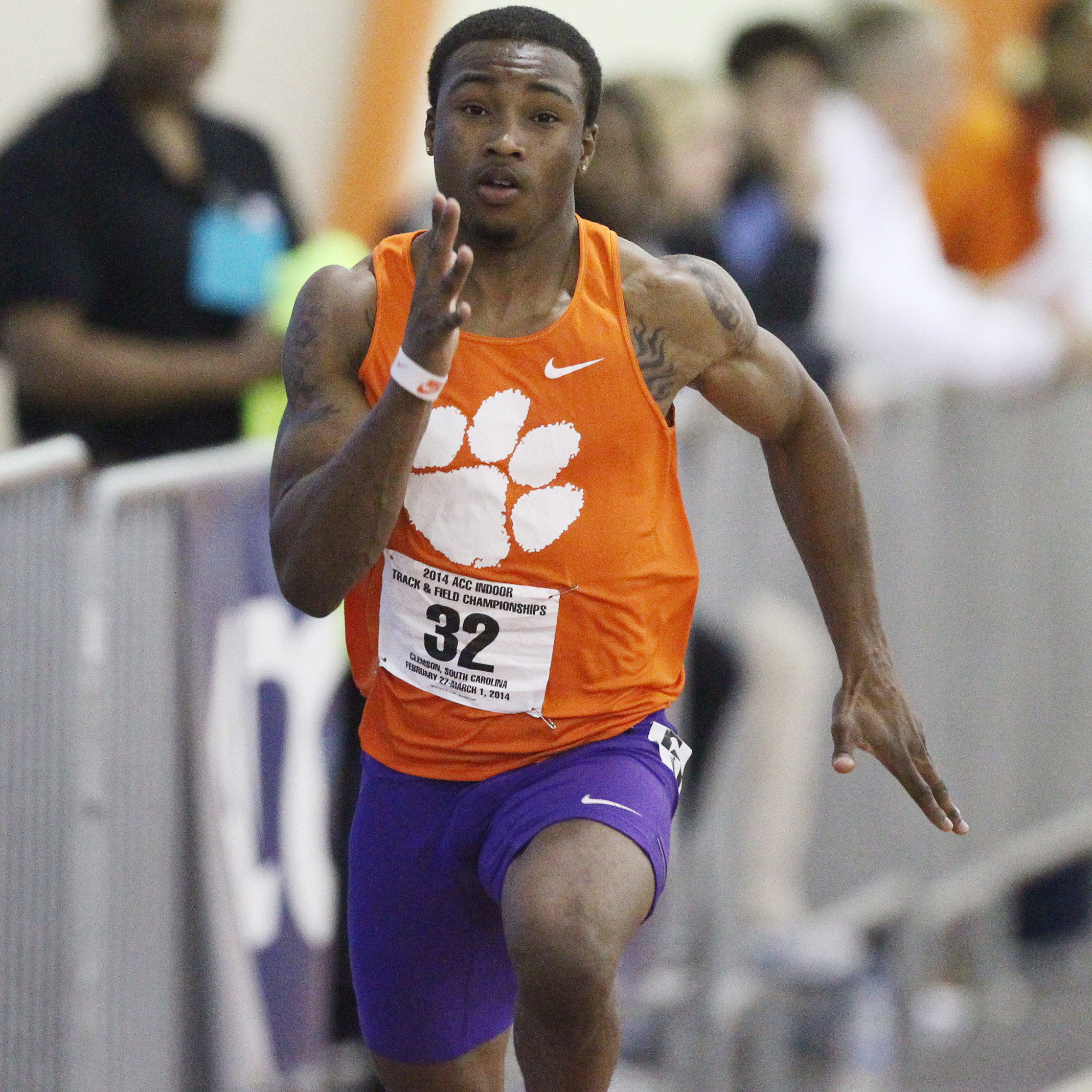 2015 Men's Track & Field Preview