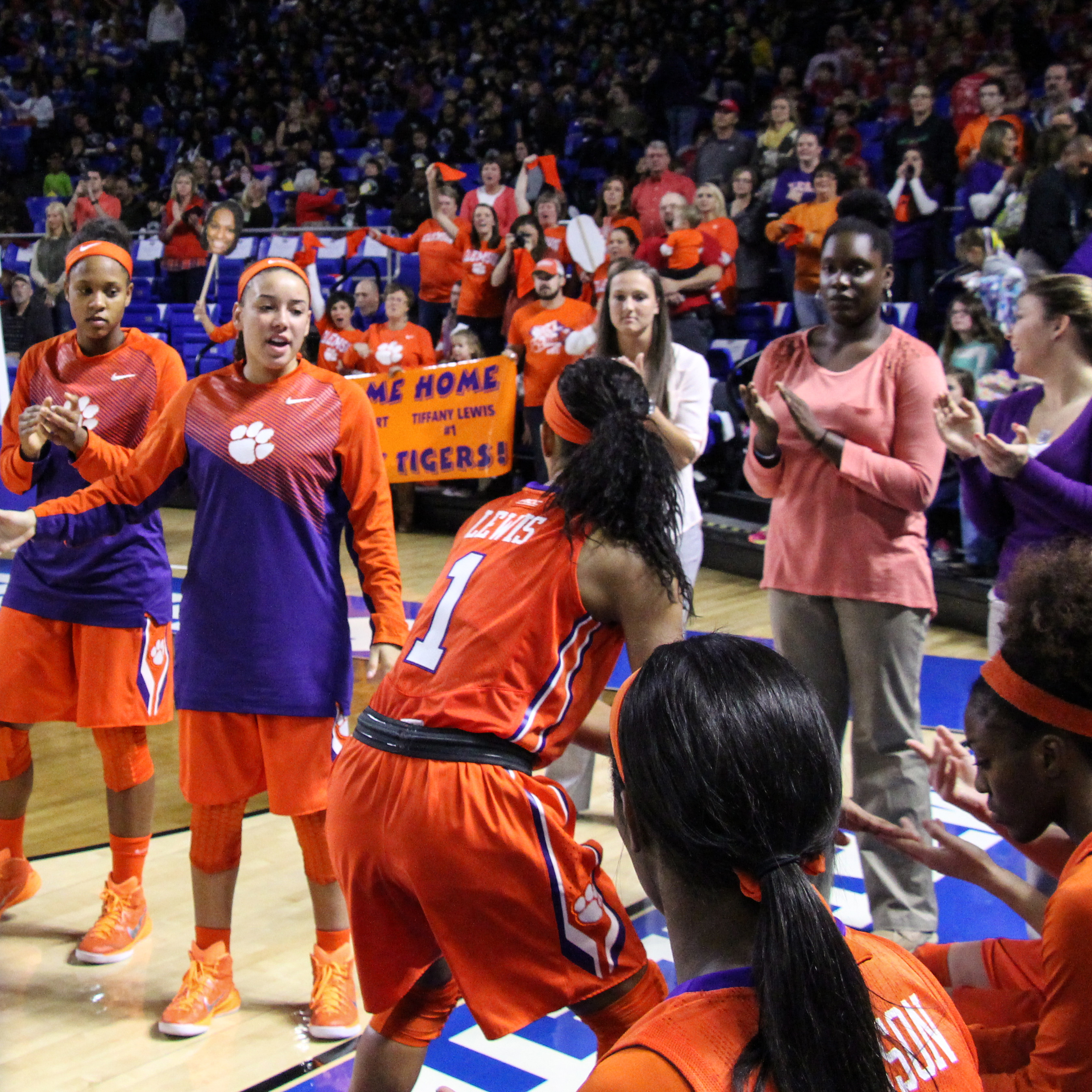 Tigers Fall at Middle Tennessee