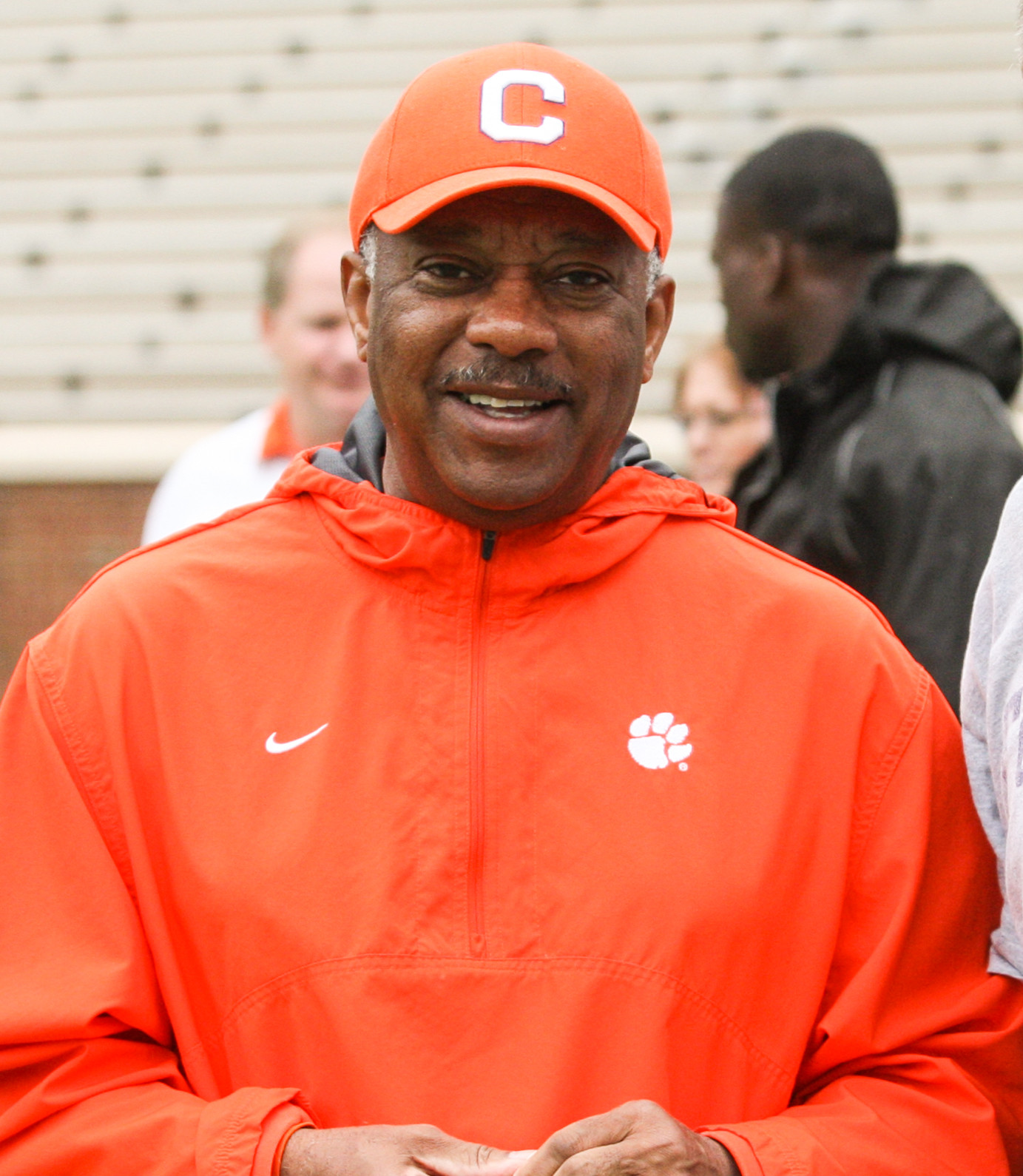 McCorvey Honored by AFCA