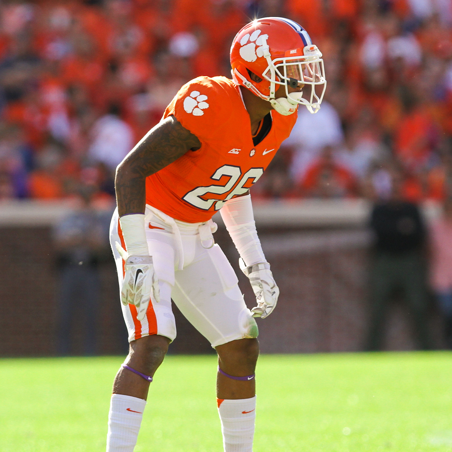 Four Tigers Named to Coaches All-ACC First Team