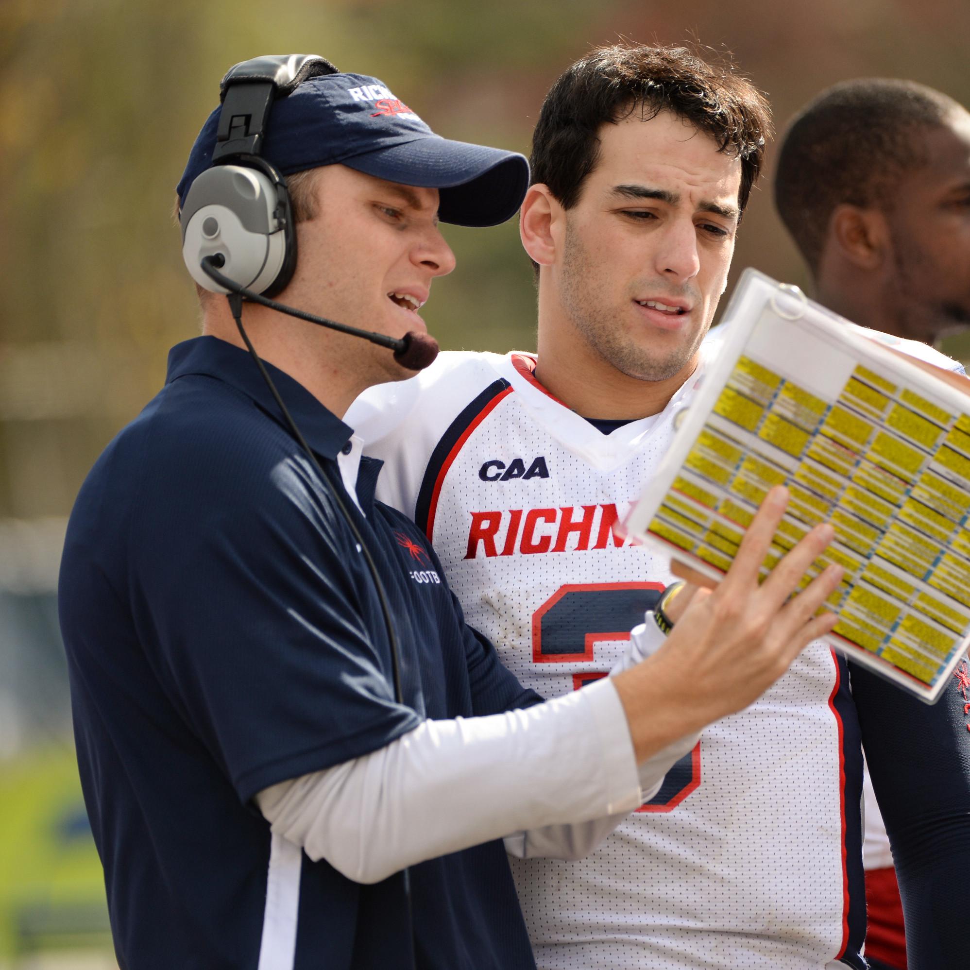 Streeter Named Quarterbacks Coach, Recruiting Coordinator