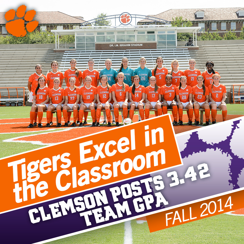 Tigers Excel in the Classroom