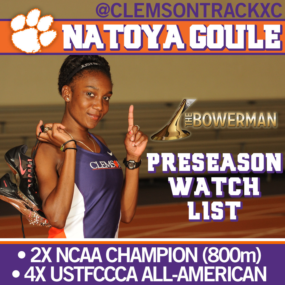 Goule Named to Bowerman Watch List