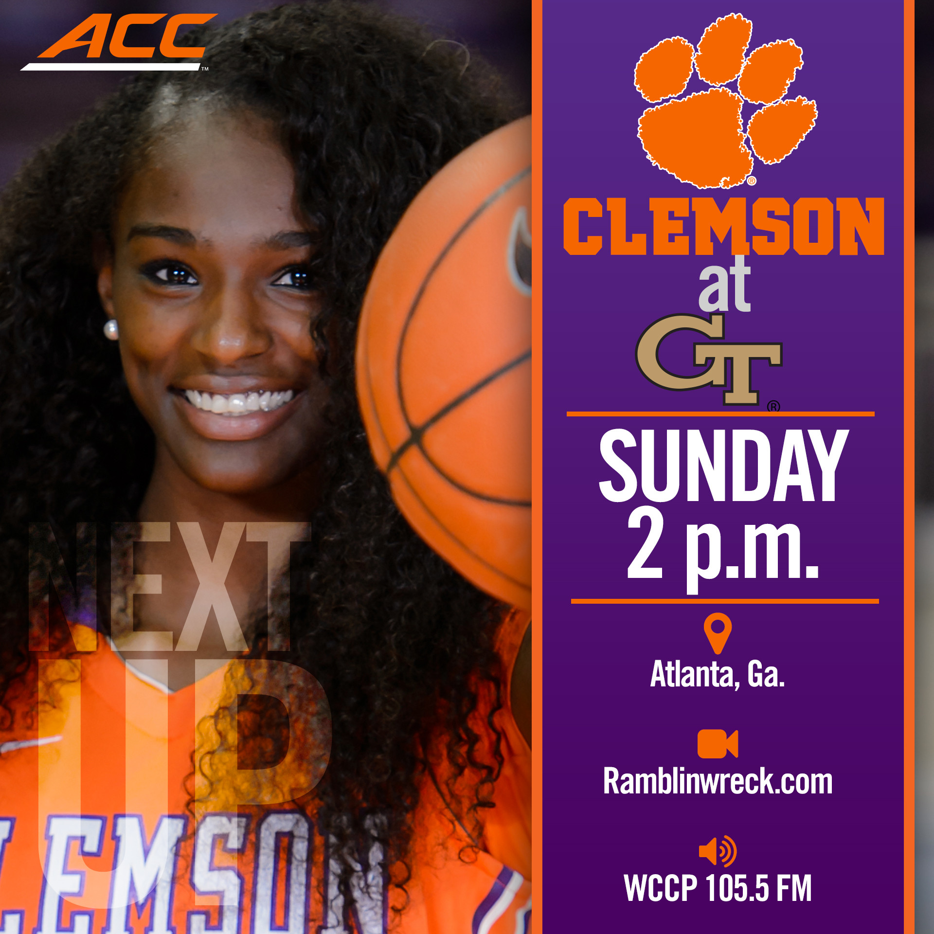 WBB Looks For 7th Straight at GT