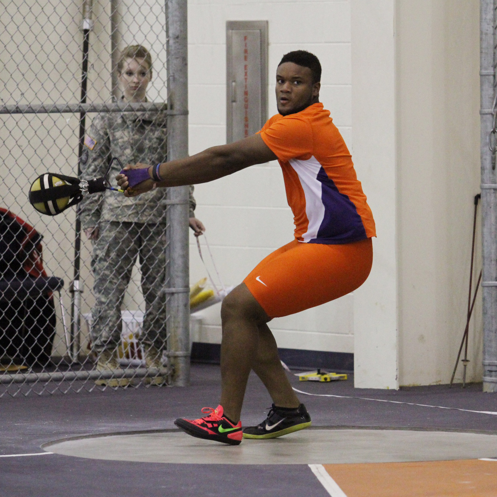 Plummer Leads Clemson on Day One