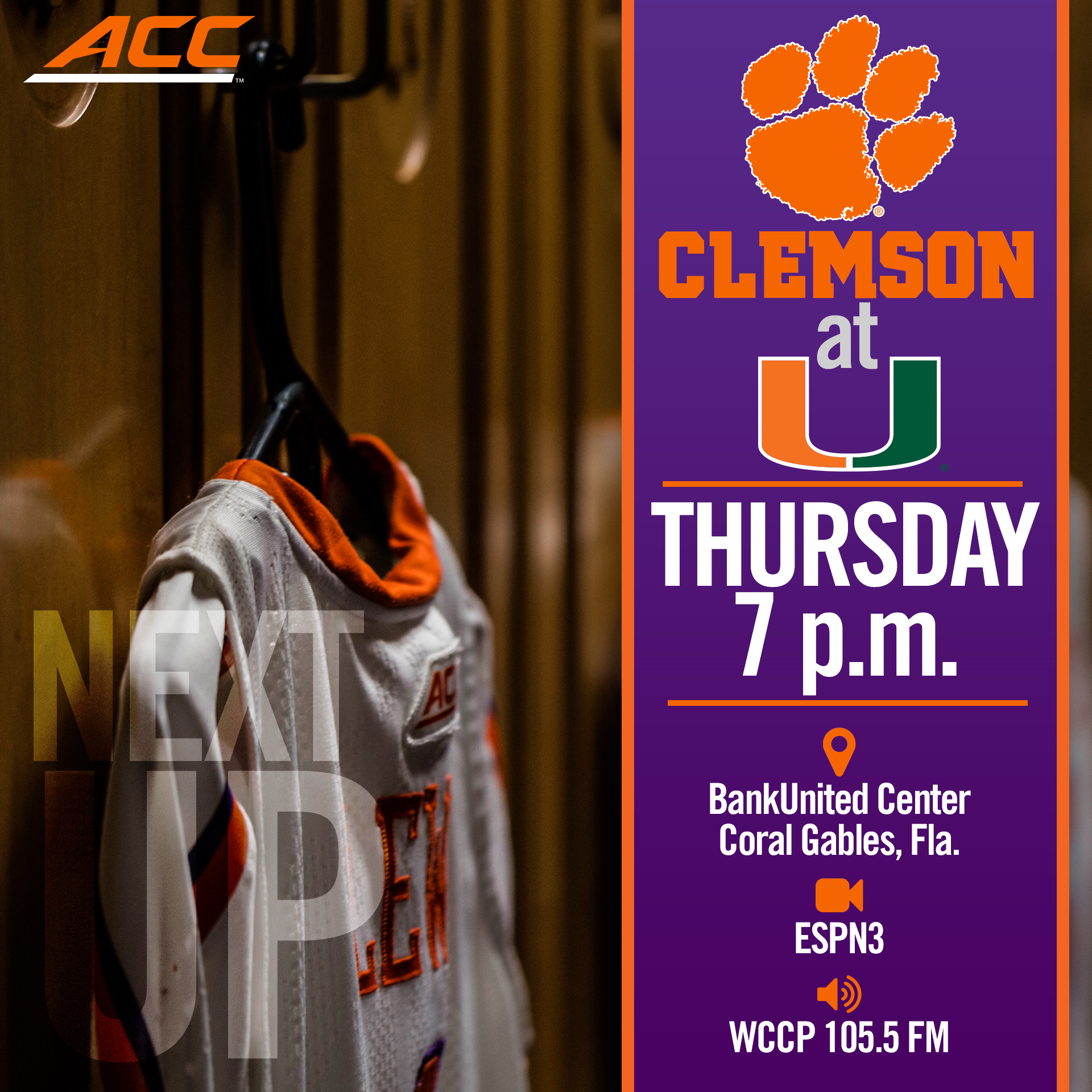 Women's Hoops Travels to Miami
