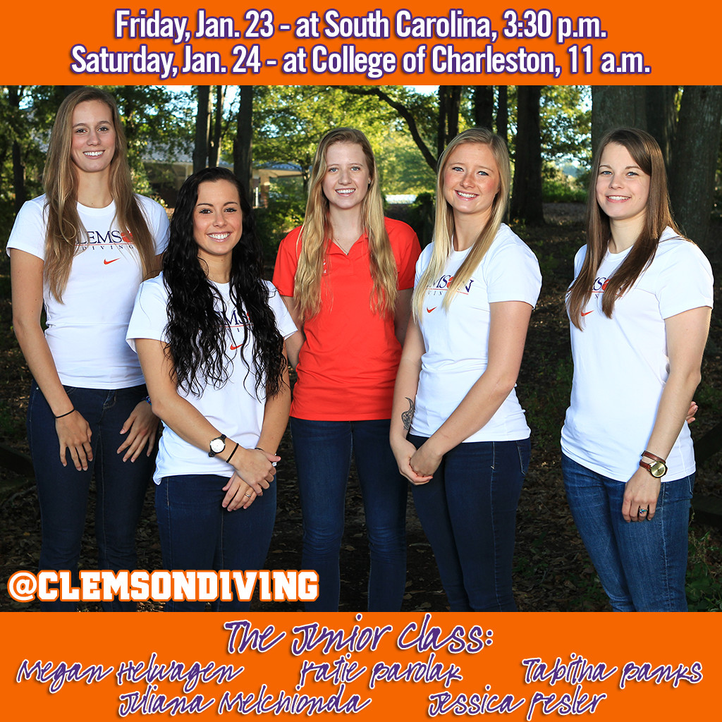 Tigers Face South Carolina Friday, College of Charleston Saturday on the Road