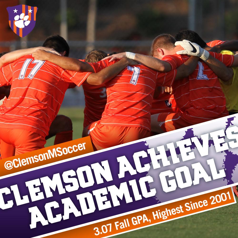 Men?s Soccer Achieves Goal of 3.0 Fall GPA