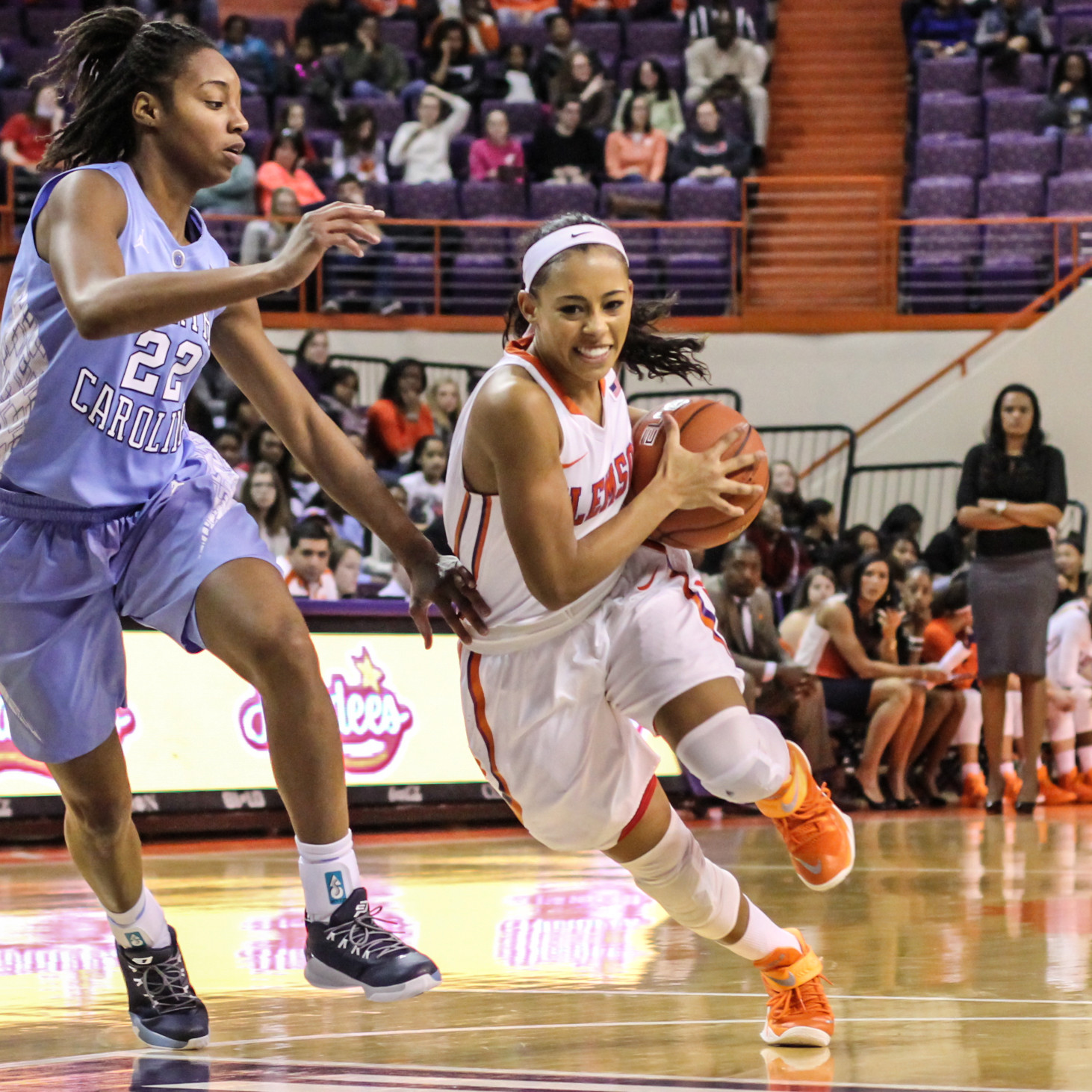 Hot Shooting Lifts BC Past Clemson