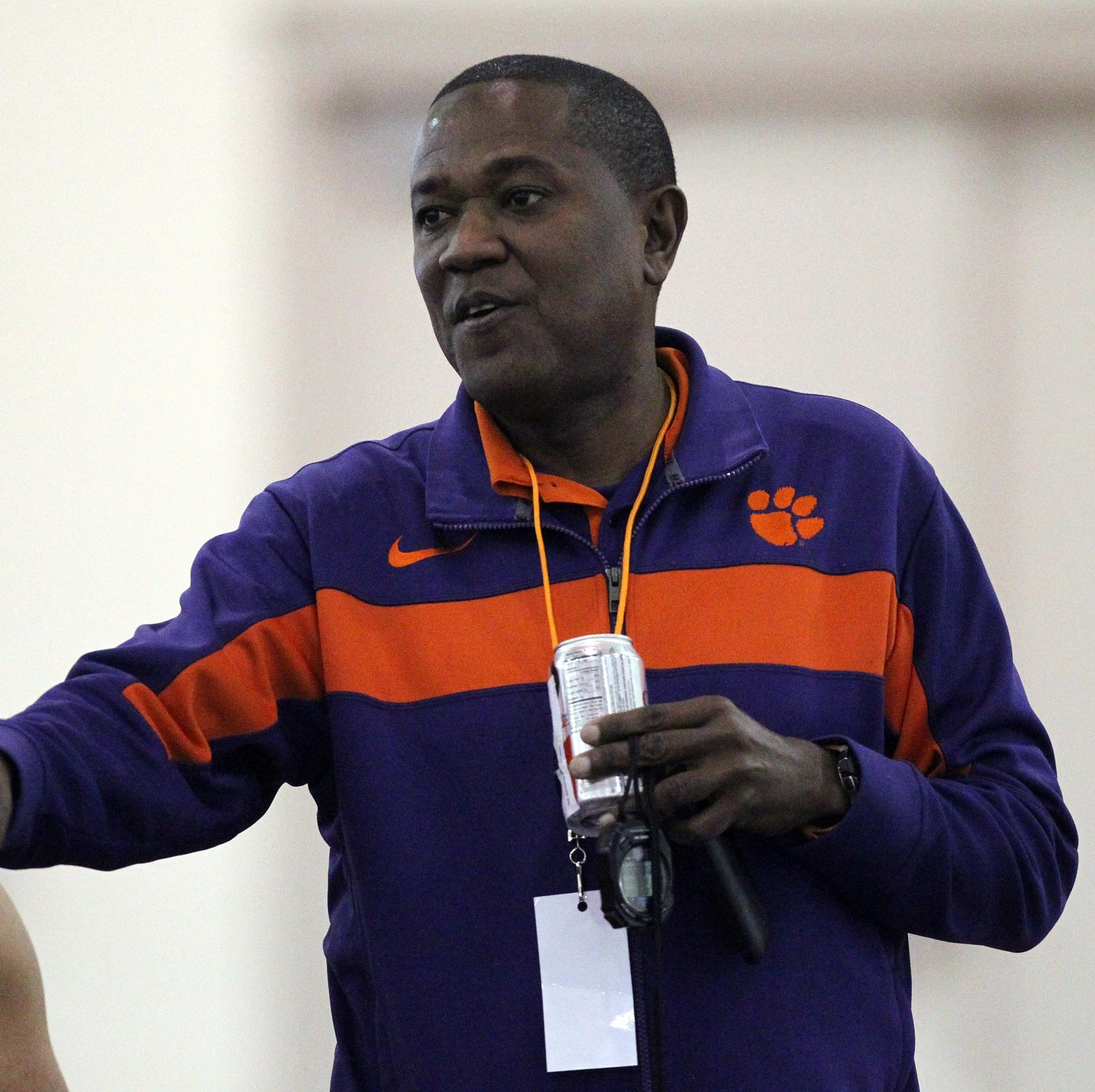 Clemson Opens Indoor Track Season Saturday