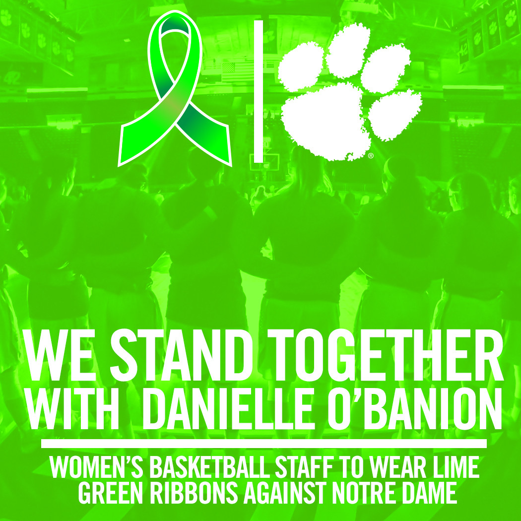 Staff To Wear Lime Green Ribbons Saturday