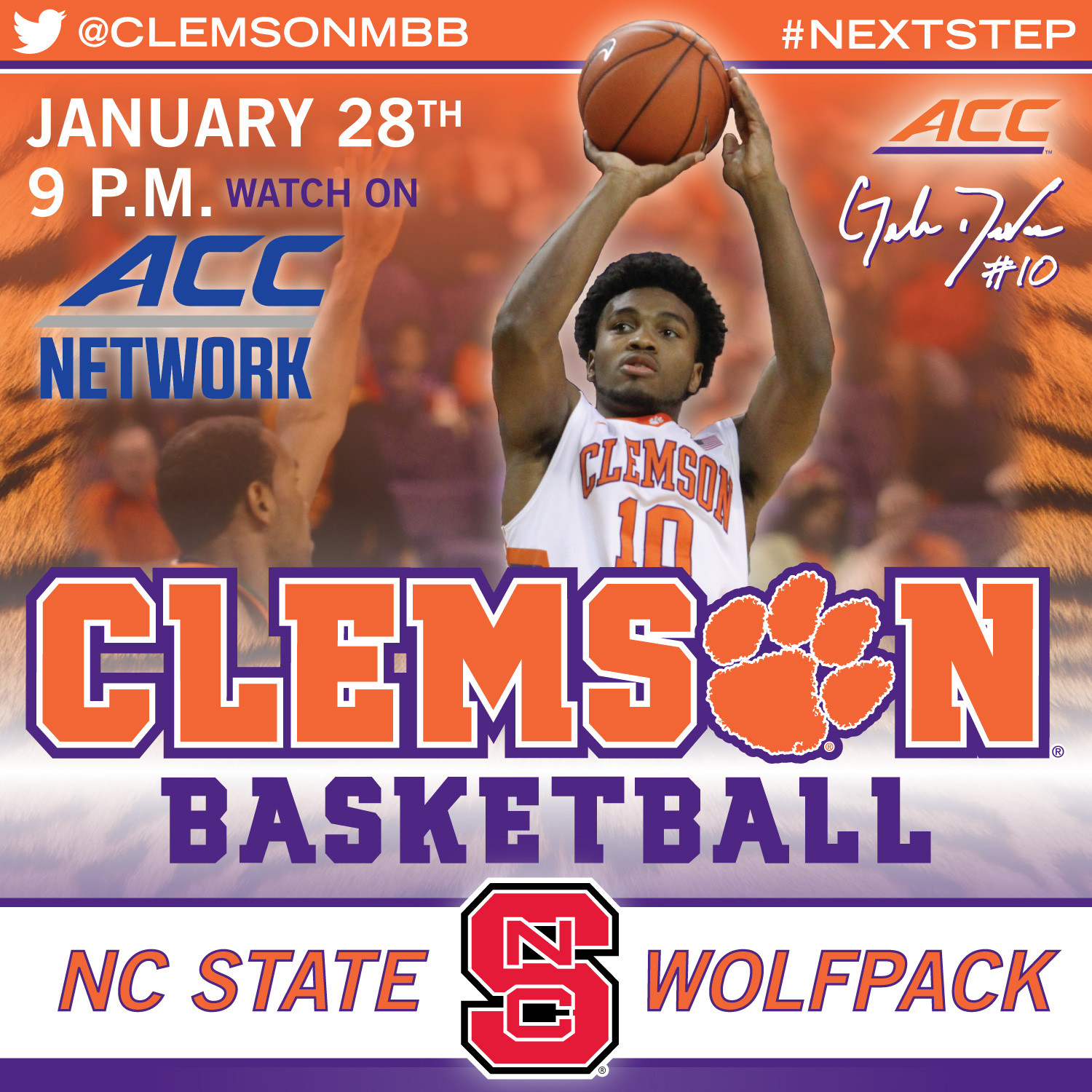 Tigers Travel to Raleigh