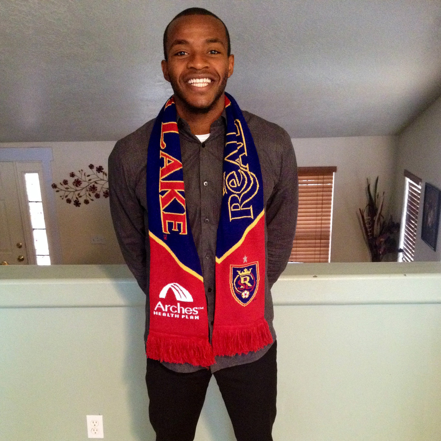 Phanuel Kavita Signs Professional Contract with Real Salt Lake of MLS