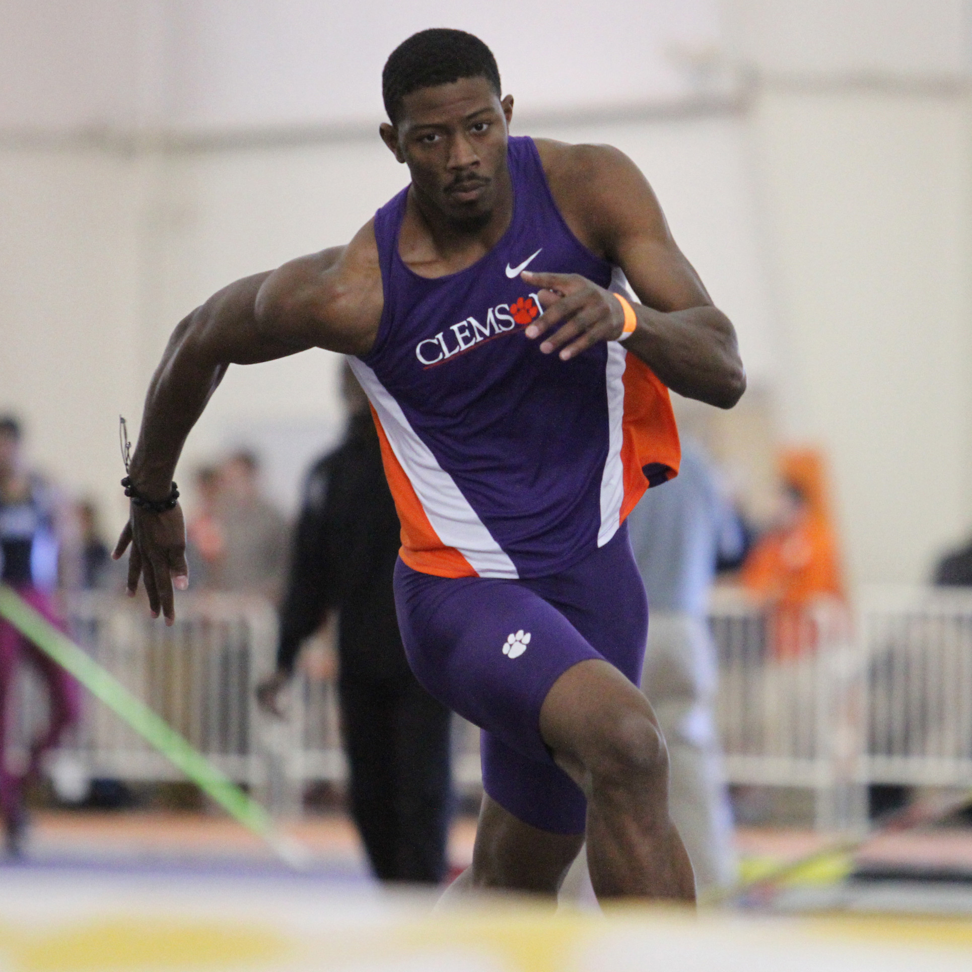 Women 6th, Men 9th at ACC Indoor Championships
