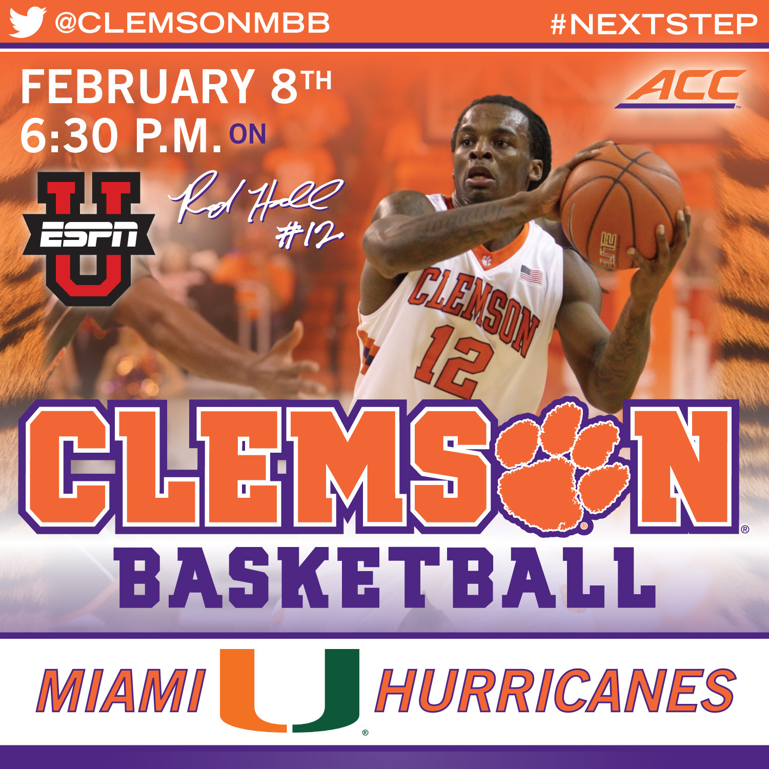 Tigers Travel to Miami Sunday