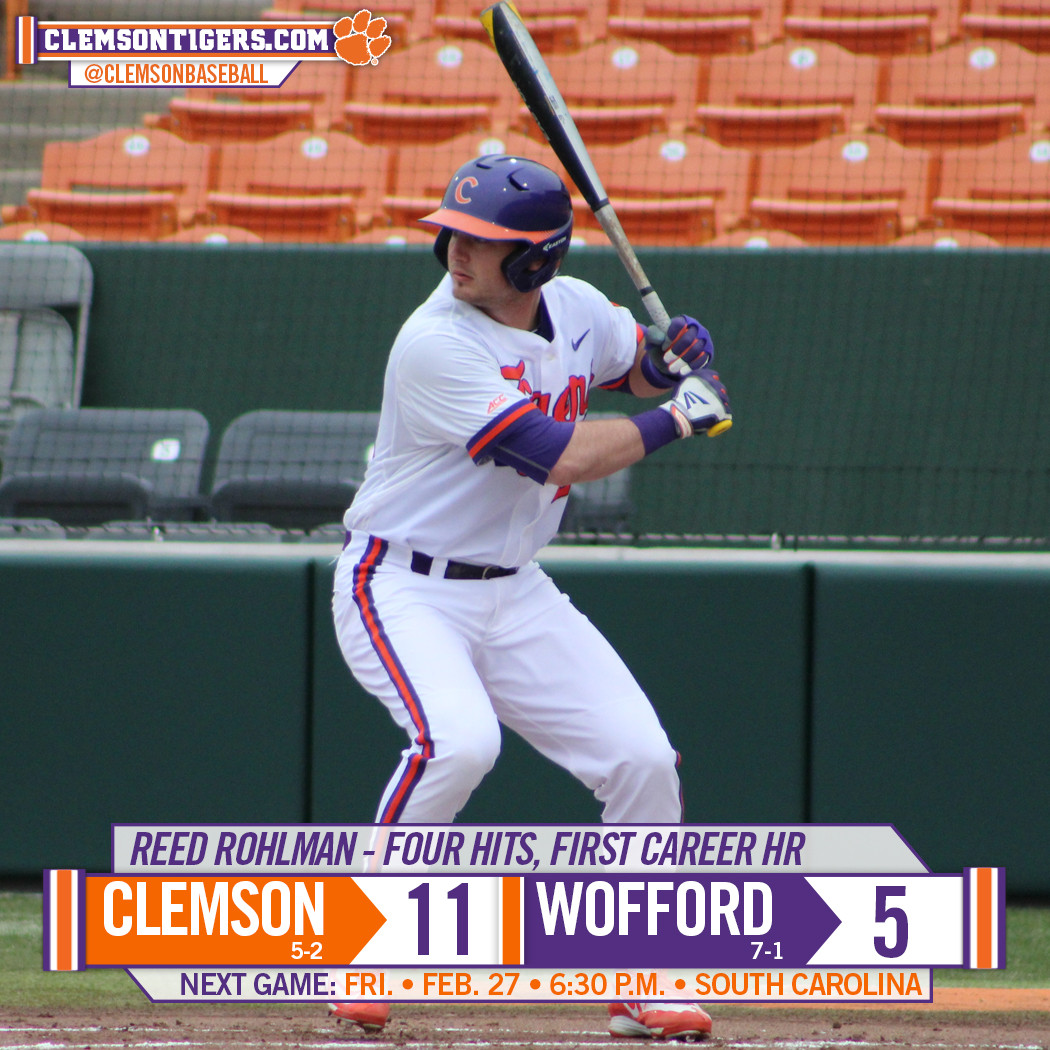 Tigers Down Terriers 11-5
