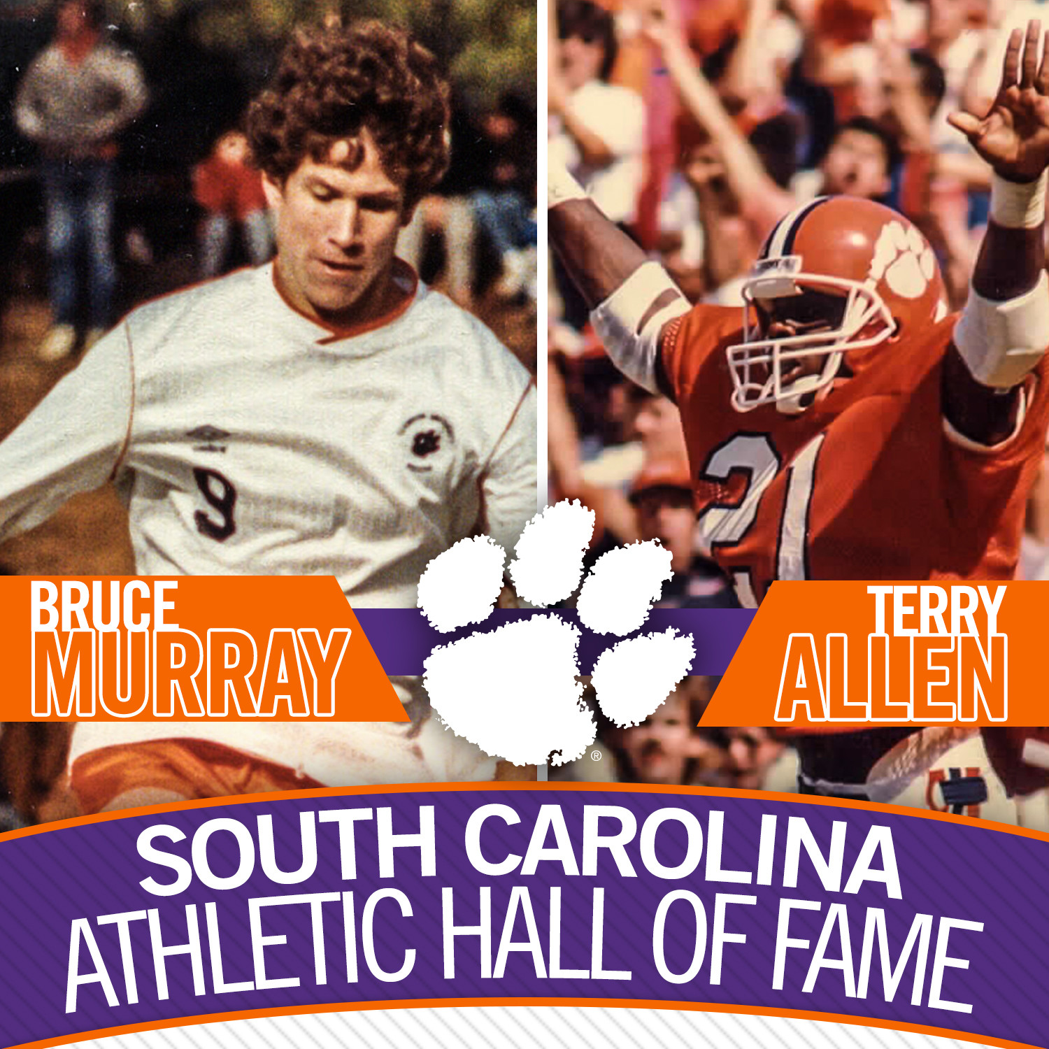 Murray & Allen Named to SCAHOF